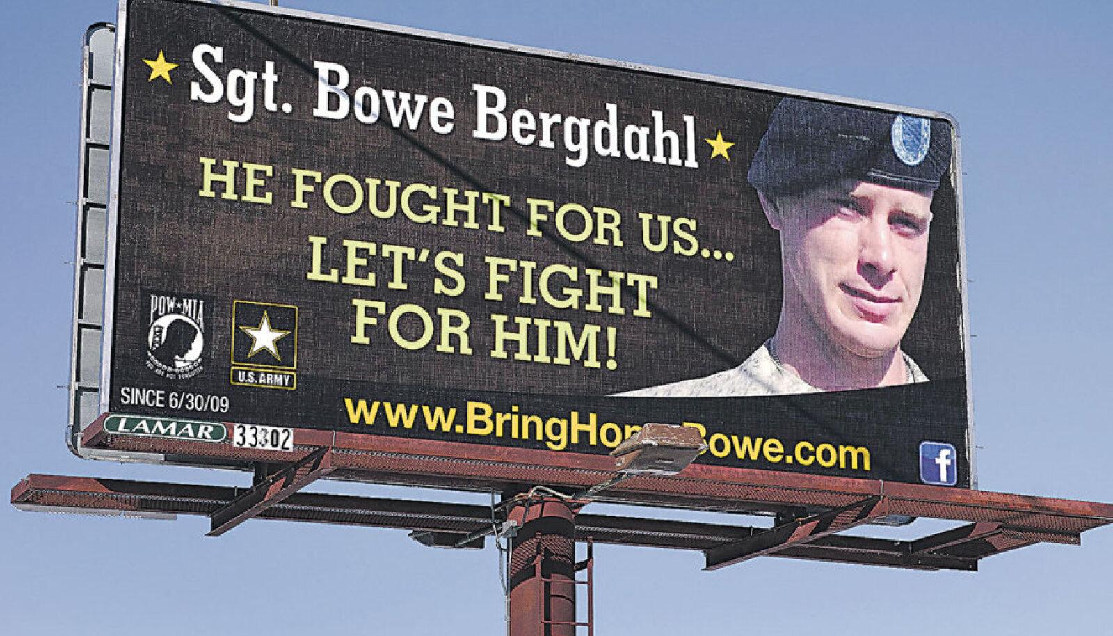 Kogu Ameerika elas Bowe Bergdahlile tema vangistuse ajal aktiivselt kaasa. Nüüd, pärast seersandi vabanemist aga küsitakse, kas tegu on ikka USA patrioodiga.