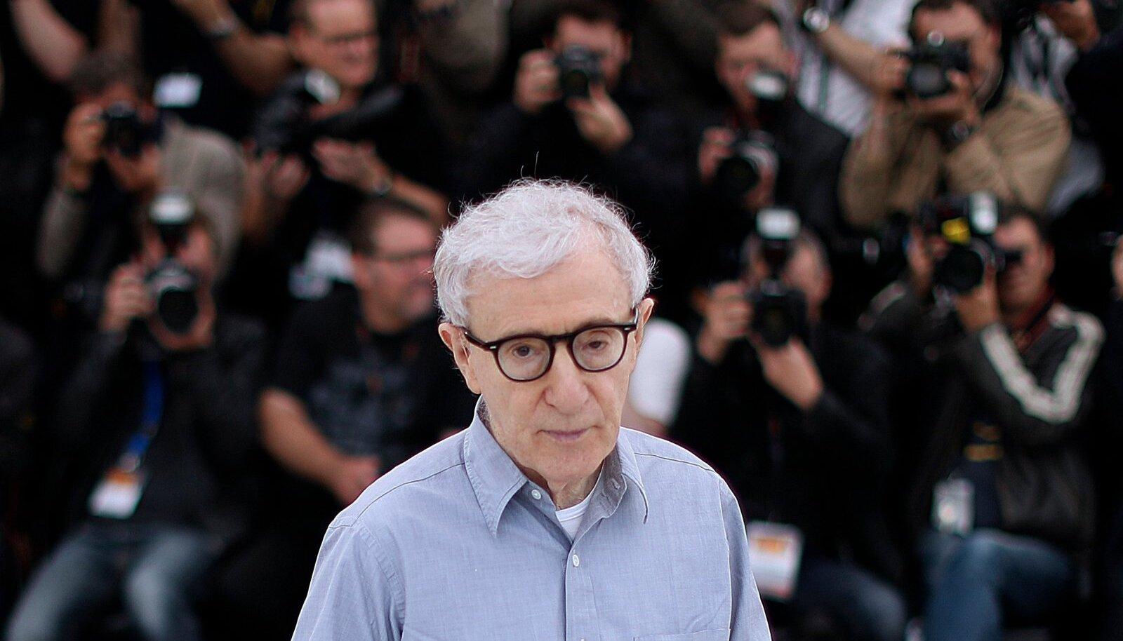 GEENIUS VÕI KURJATEGIJA? Meie aja üks ikoonilisemaid filmilavastajaid Woody Allen seisab juba ligi 30 aastat silmitsi pedofiiliasüüdistustega.