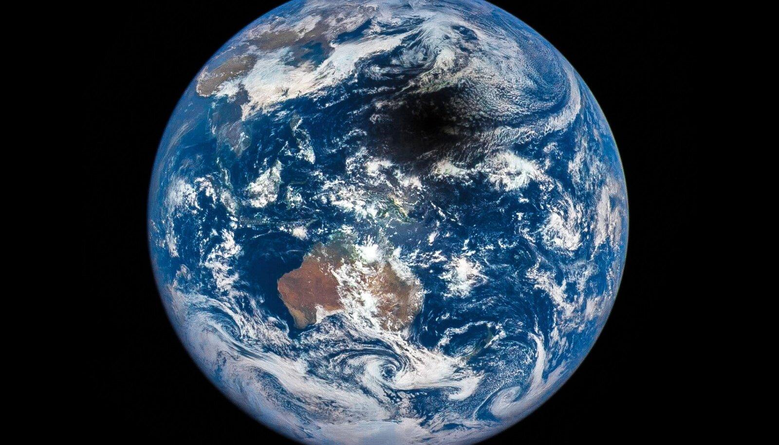 Maa kosmosest