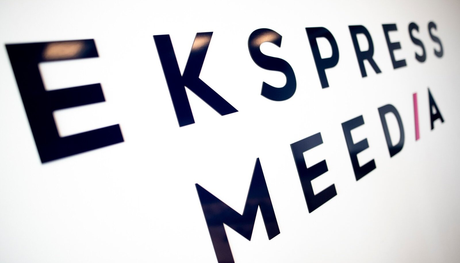 Ekspress Meedia, logo