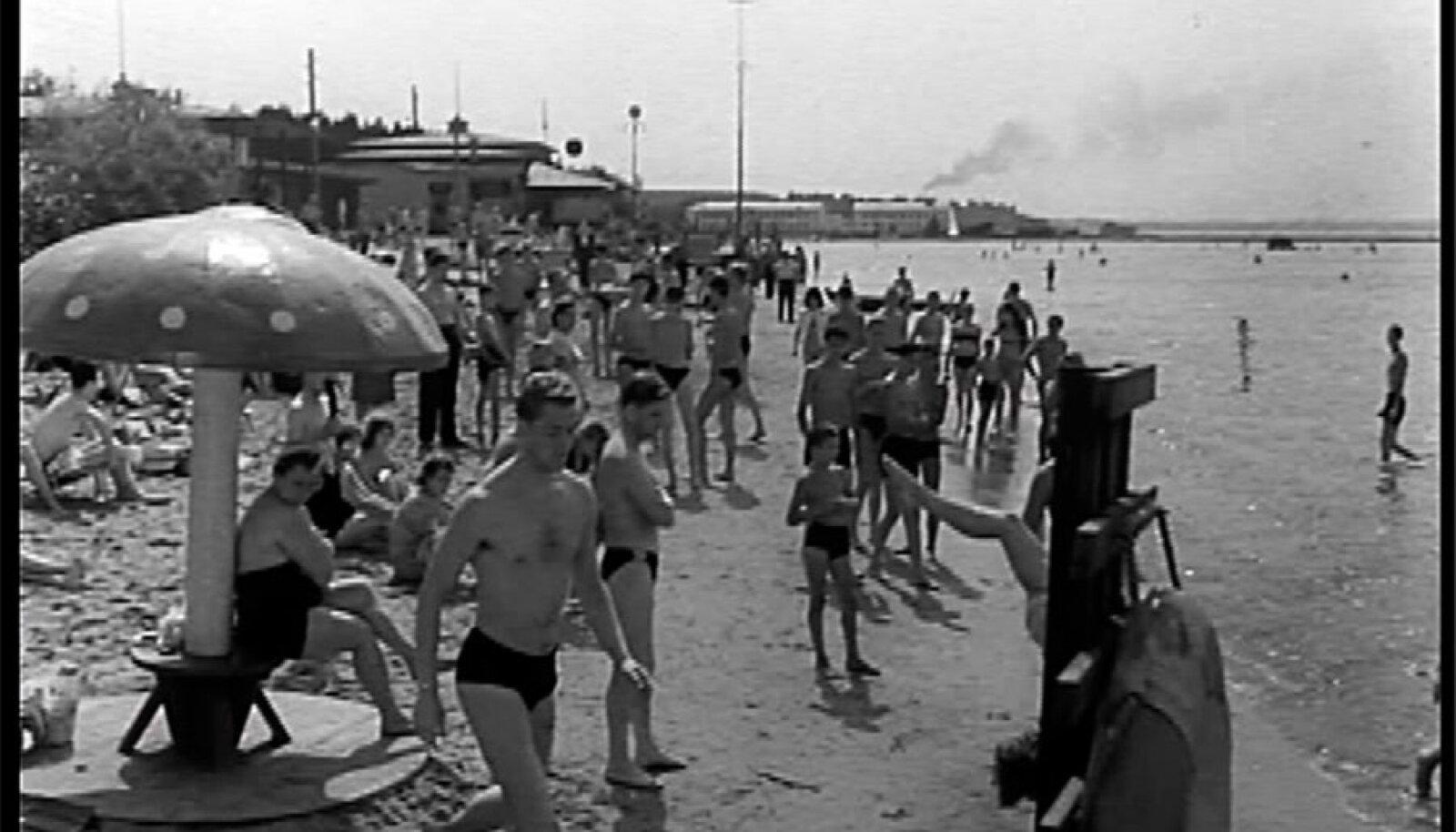 """Pirita rand: 1962. aasta filmis """"Minu noorem vend"""""""