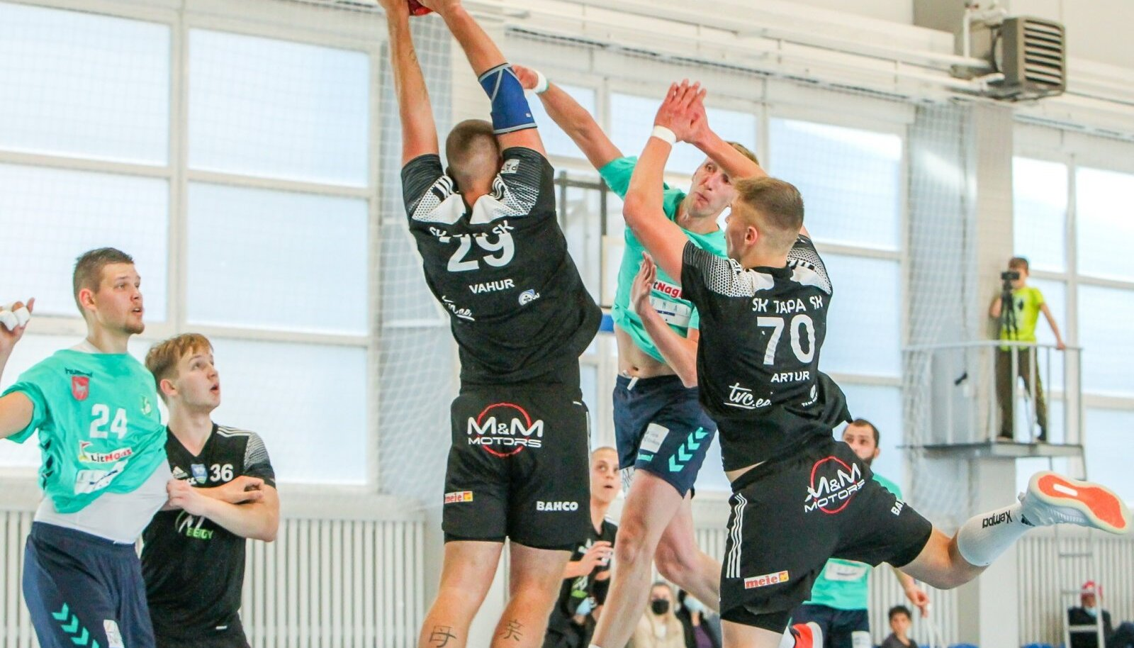 SK Tapa ennastsalgav kaitsetöö ja võitluslik mäng tõid magusa võidu Balti liigas Leedu tippklubi Kaunase Granitas-Karysi üle.