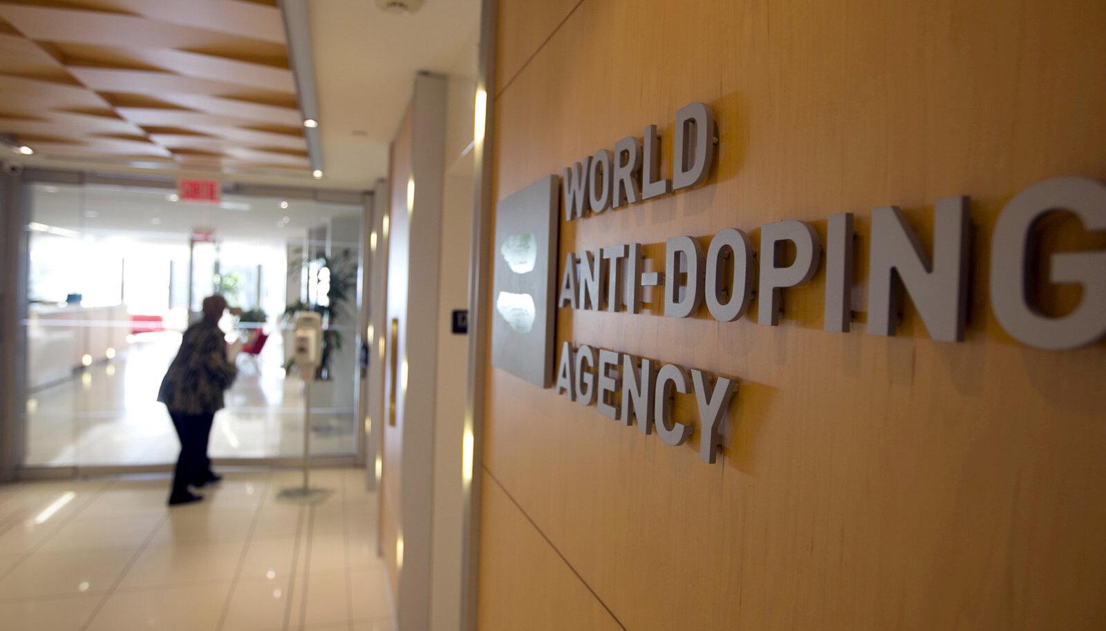 Maailma Antidopinguagentuur (WADA)