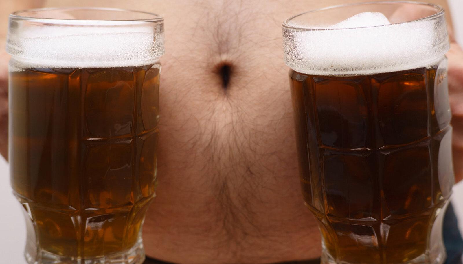 Harjumuseks kujunenud grillpeod, kus normiks neli õlut ja rohkelt šašlõkki, kasvatavad kiirelt õllekõhtu.
