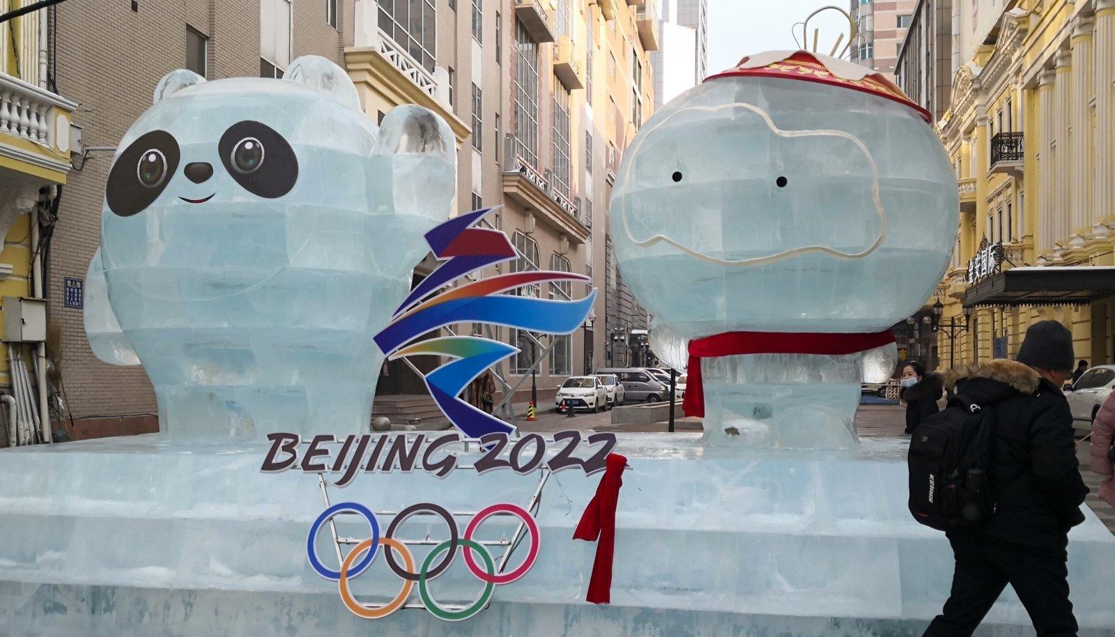 Pekingi taliolümpiani jääb aasta. Olümpiapiletite omanikud selguvad lõplikult tuleval jaanuaril.