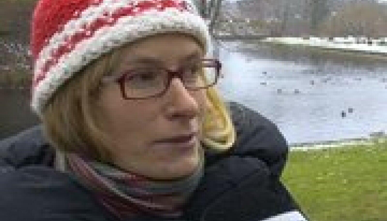 Väliruumiajakirja ÕU peatoimetaja Merle Karro-Kalberg