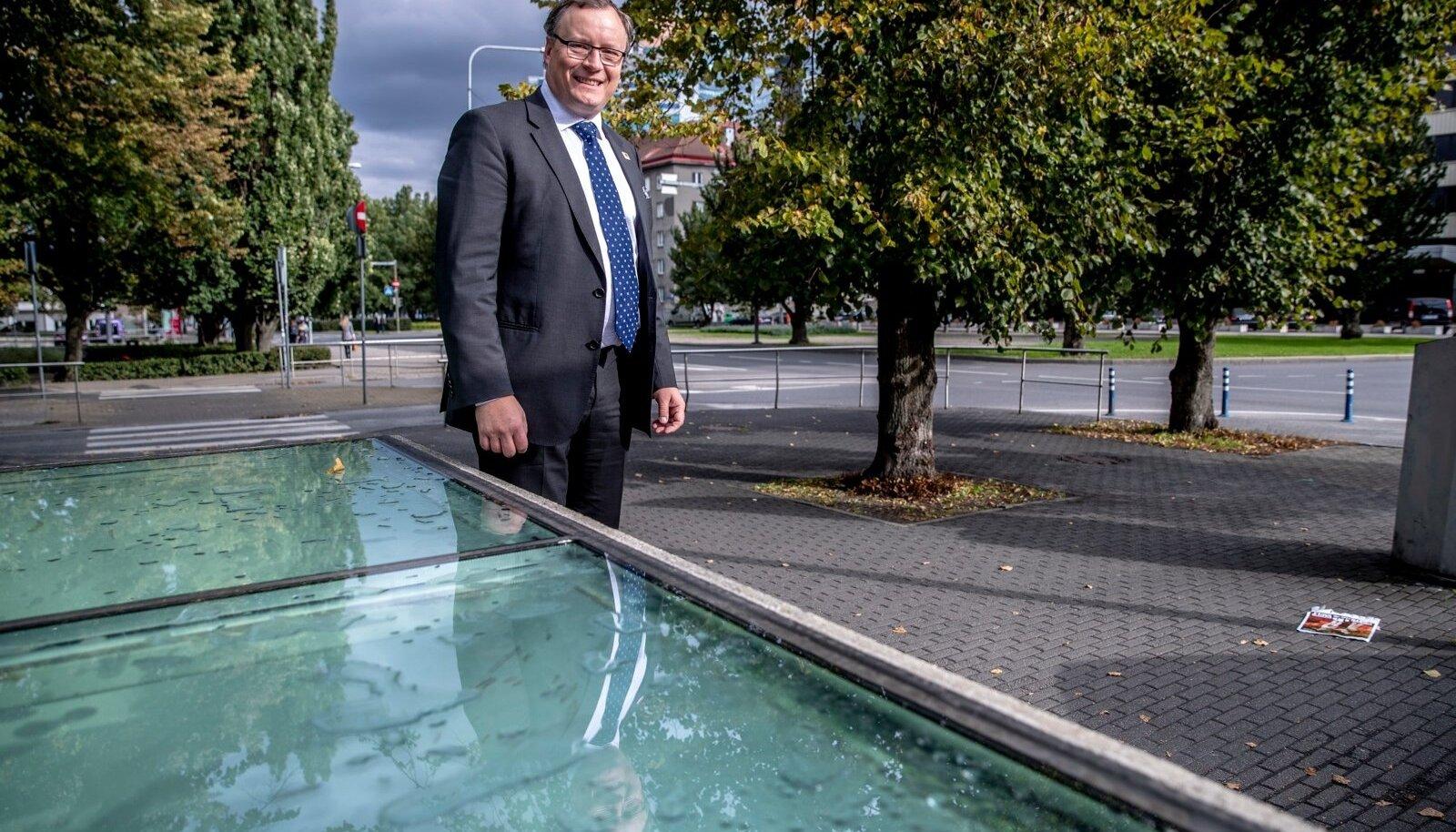 Jari Suominen kinnitab, et Eesti metsatööstus on väga hea ekspordivõimega.