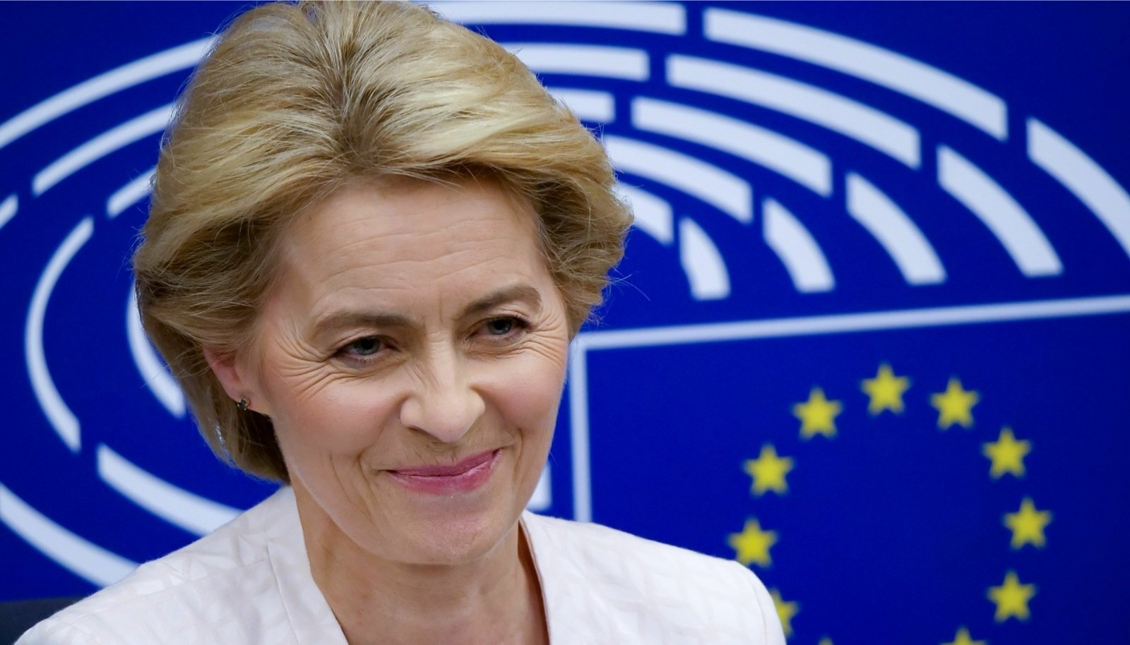 Von der Leyen pärast teisipäevast nappi võitu europarlamendis