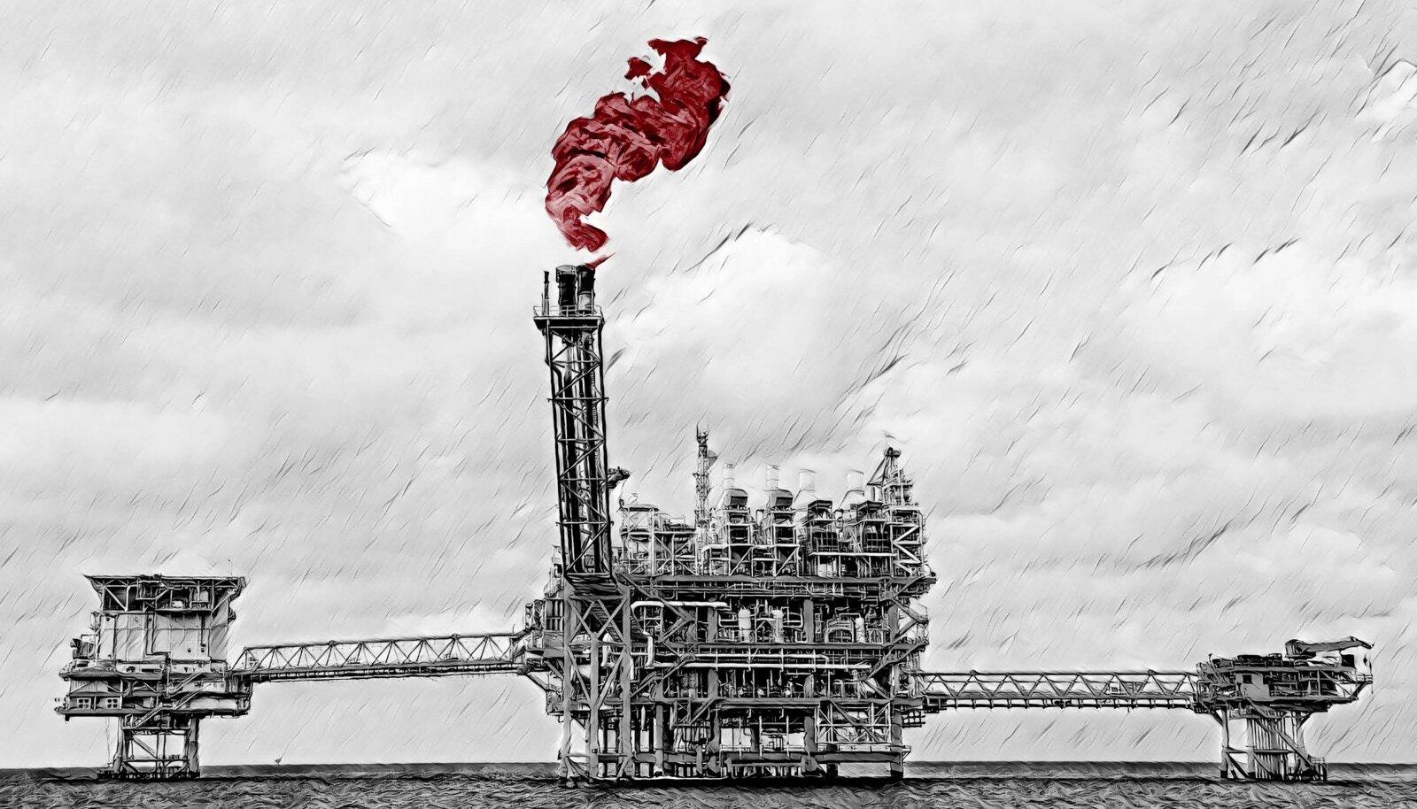 Muidugi annaks süsinikumaks lisahoobi naftatootjatele, eriti vaesematele riikidele.
