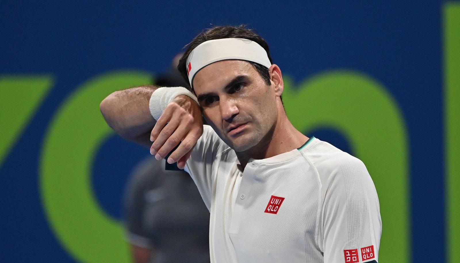 Roger Federer Dohas.