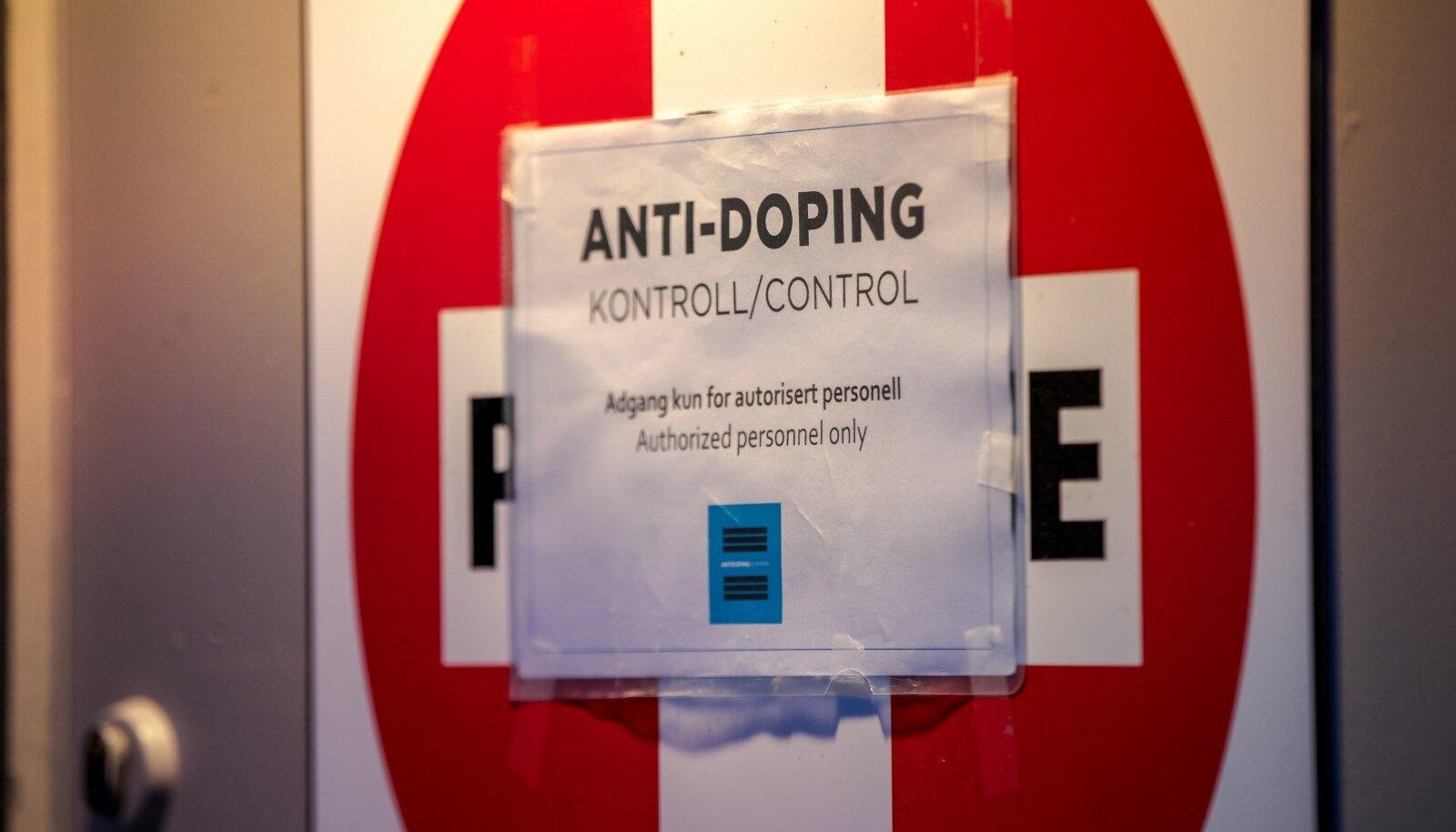 Dopingukontroll
