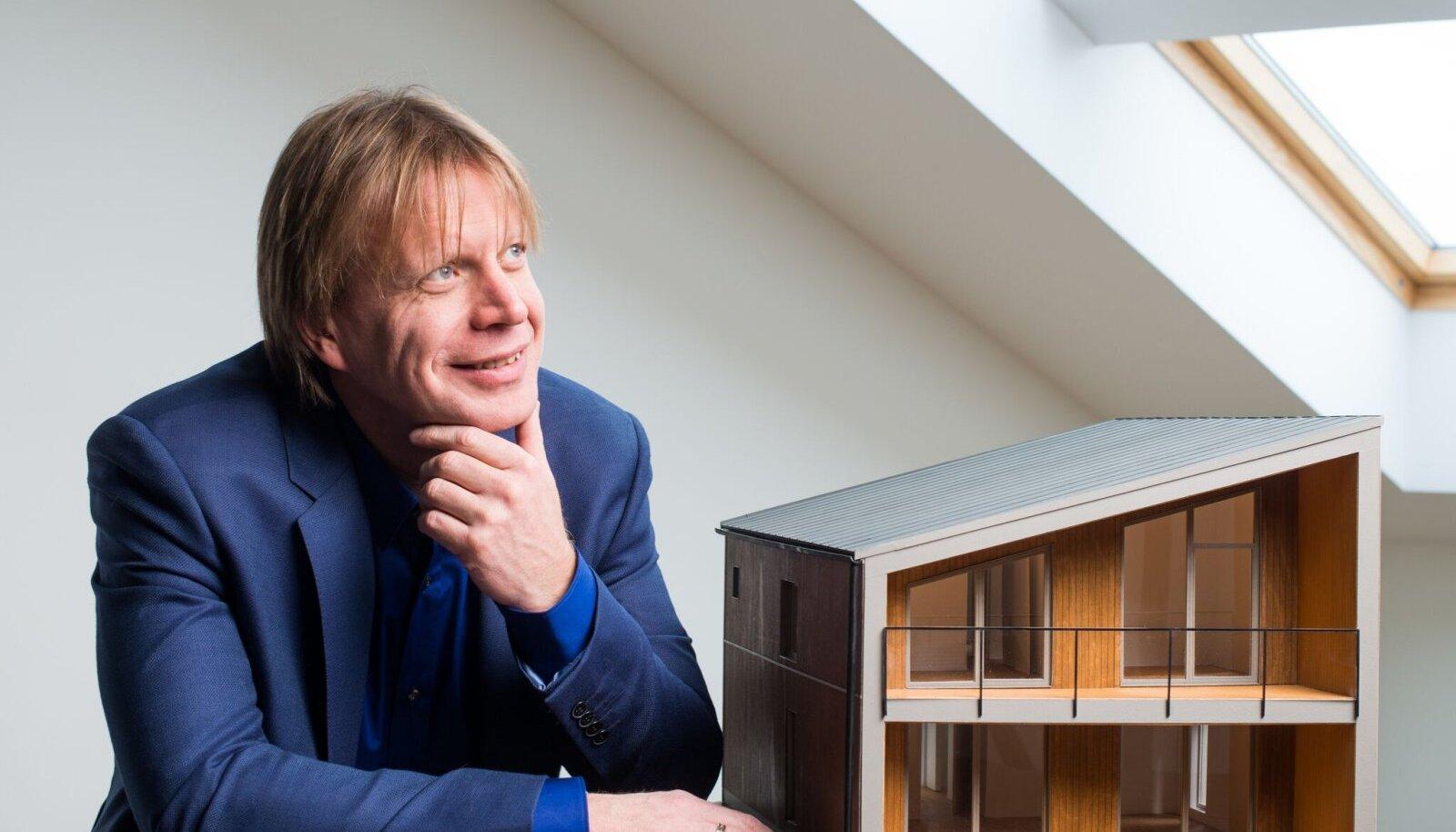 Nordic Houses KT OÜ juhatuse liige Argo Saul