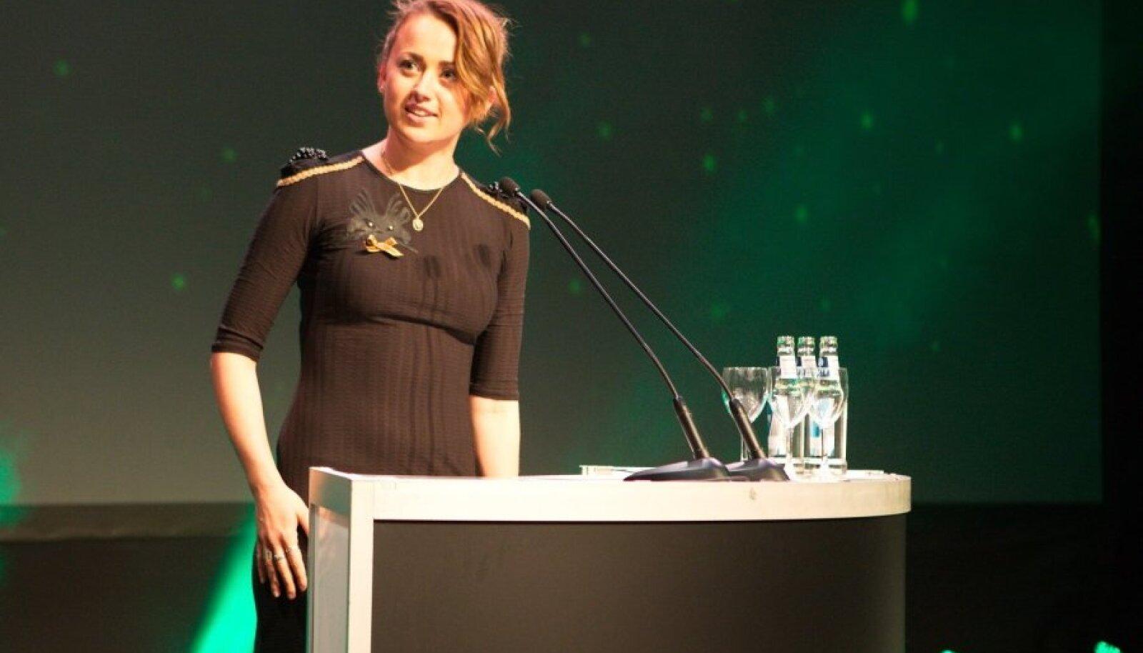 Entrum 2013 auhindade jagamine