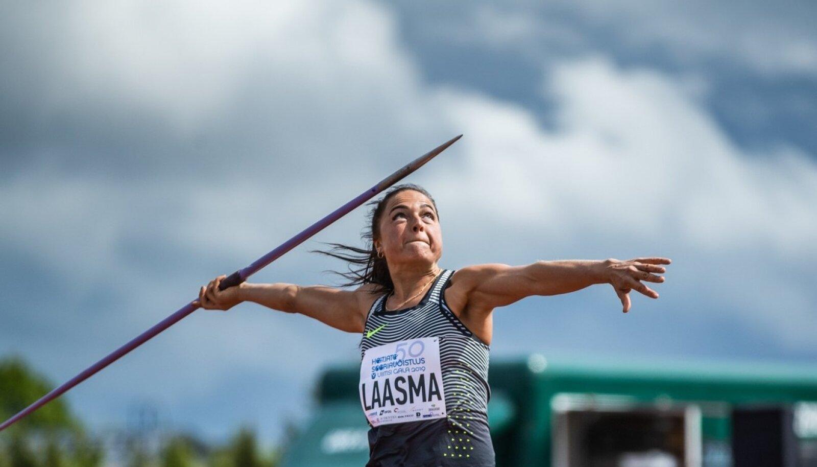 Liina Laasma.