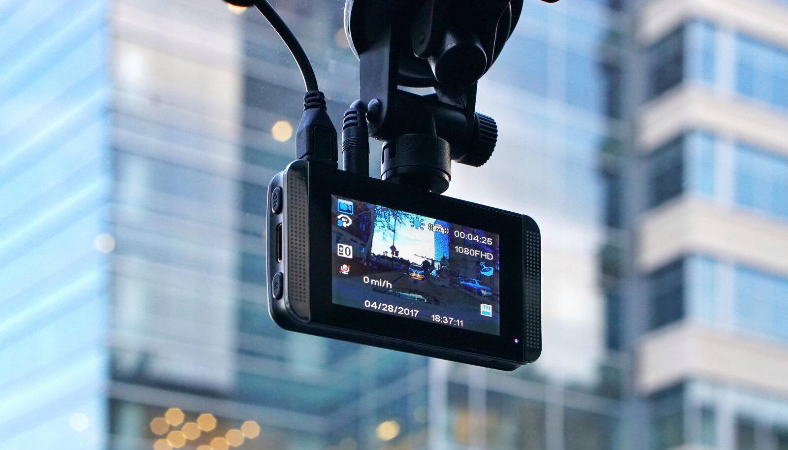 Kaamera kasulikkus sõltub kvaliteedist ja paigaldusest