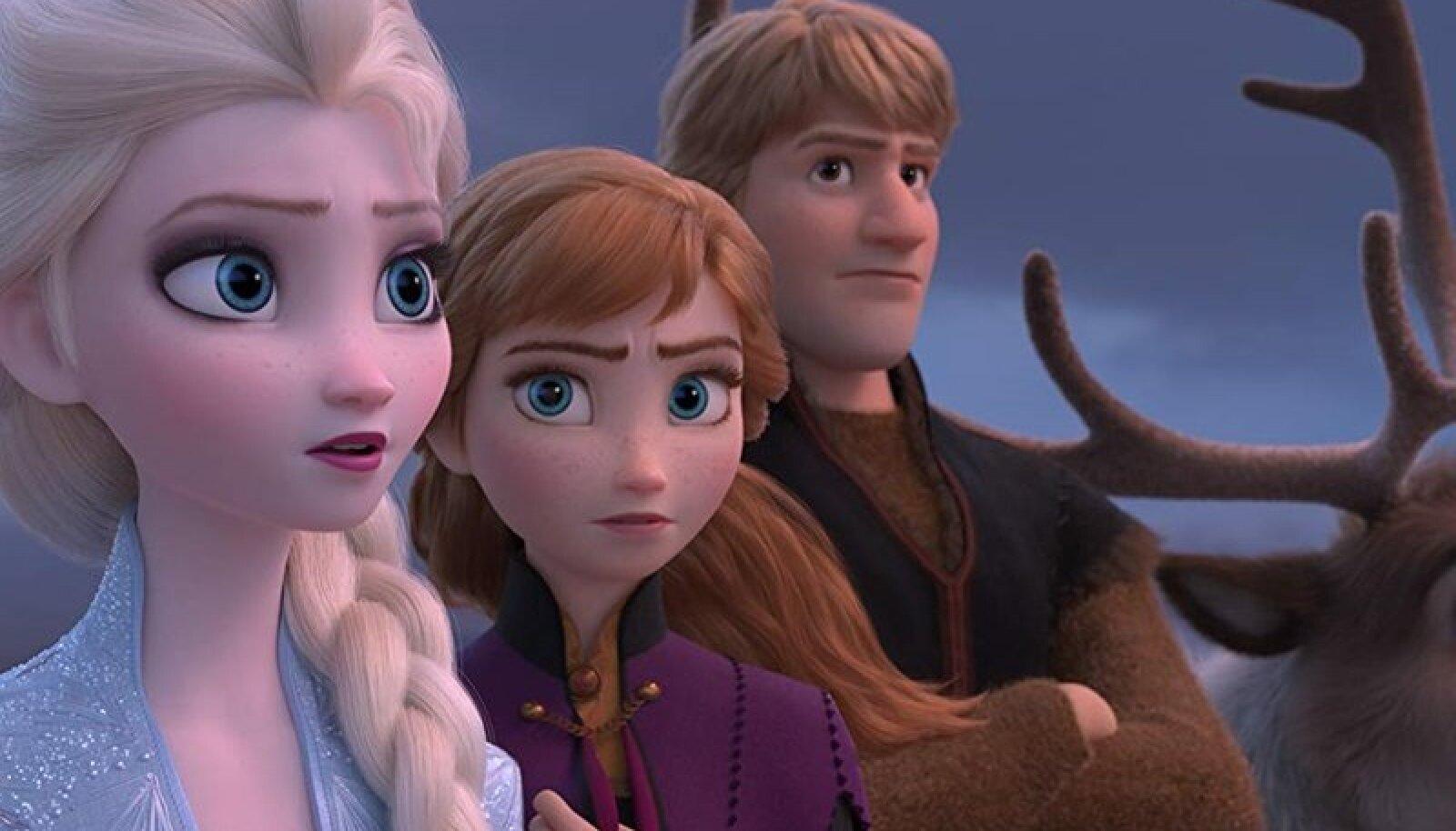 Lumekuninganna II - Elsa ja Anna uued seiklused