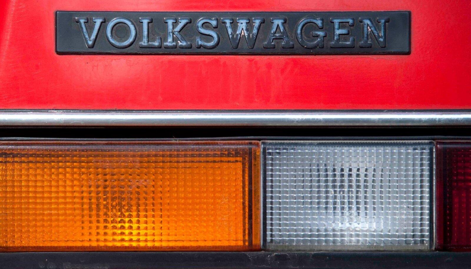 Volkswagen Golf (pilt on illustratiivne).