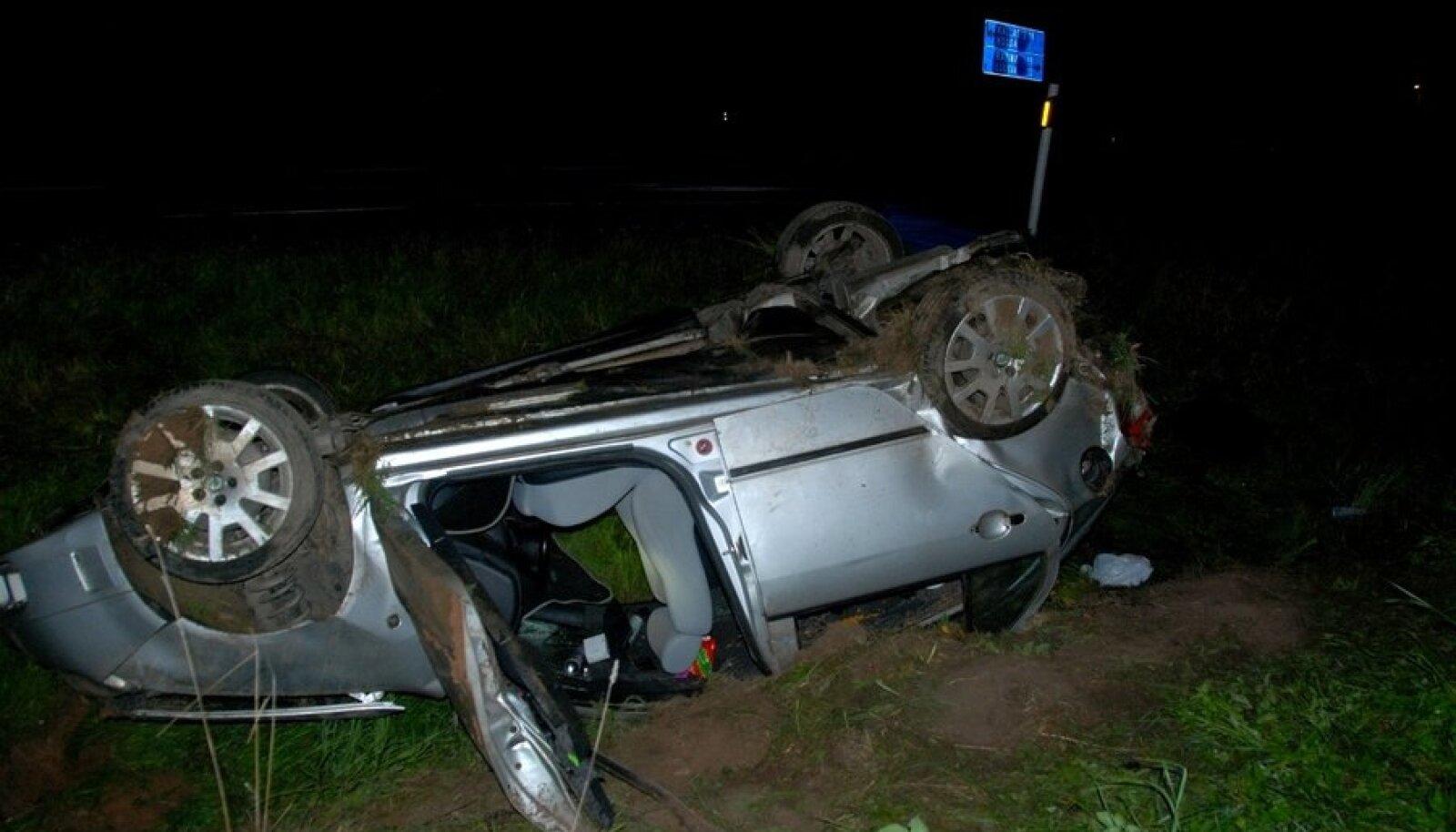 Õnnetus Tartumaal