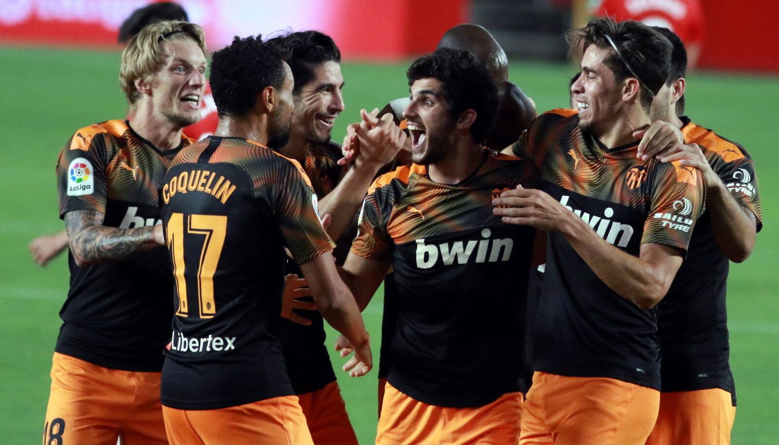 Valencia meeskond