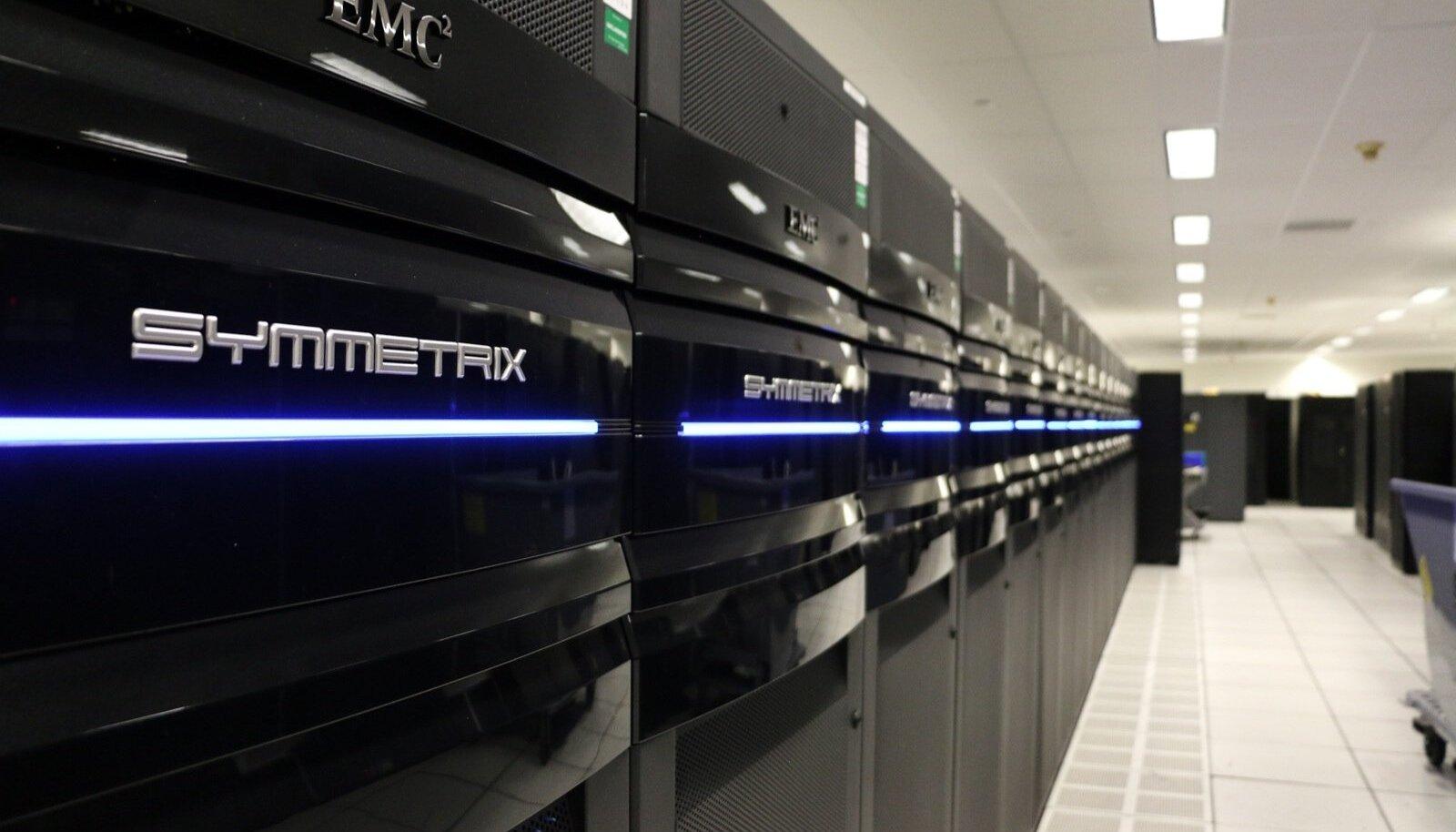 Serveriruum (foto on illustratiivne)