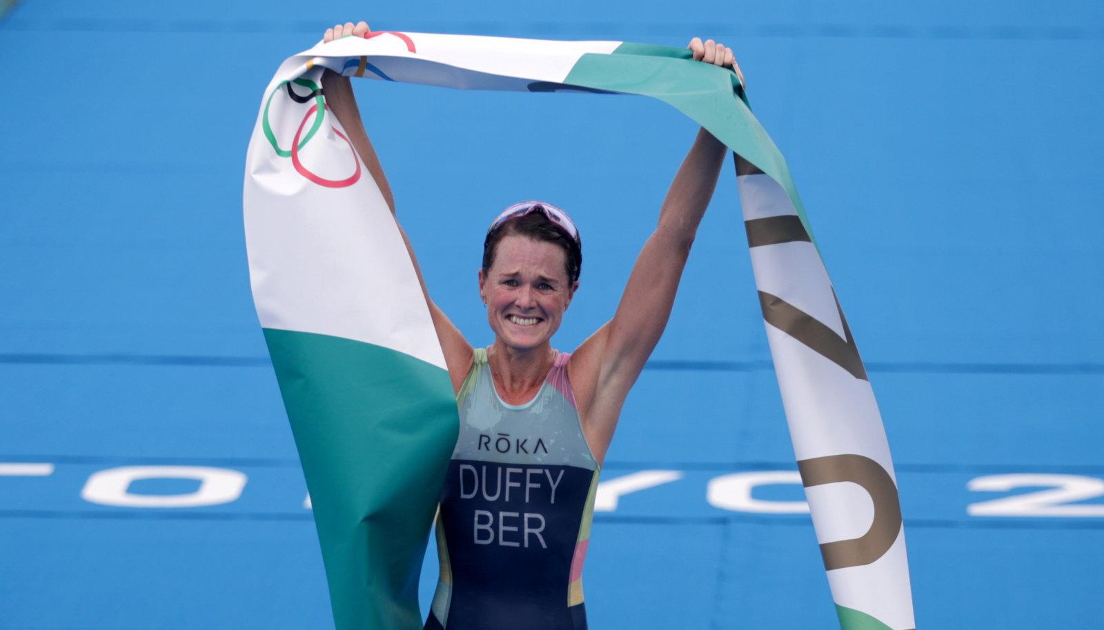 Olümpiavõitja Flora Duffy