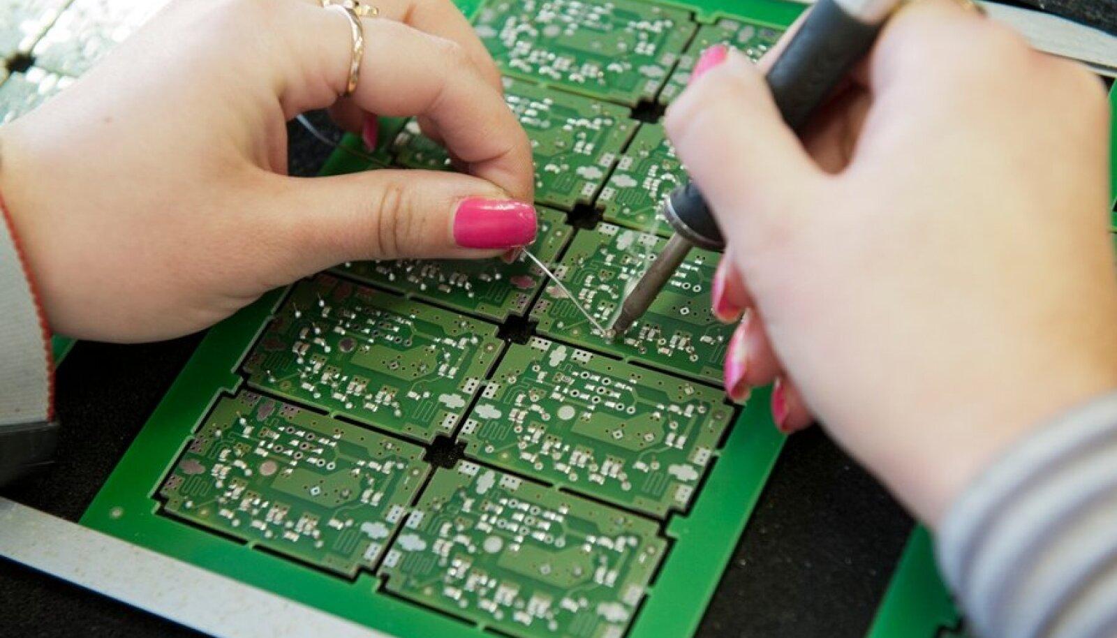 Rantelon-elektroonikaseadmeid tootev firma