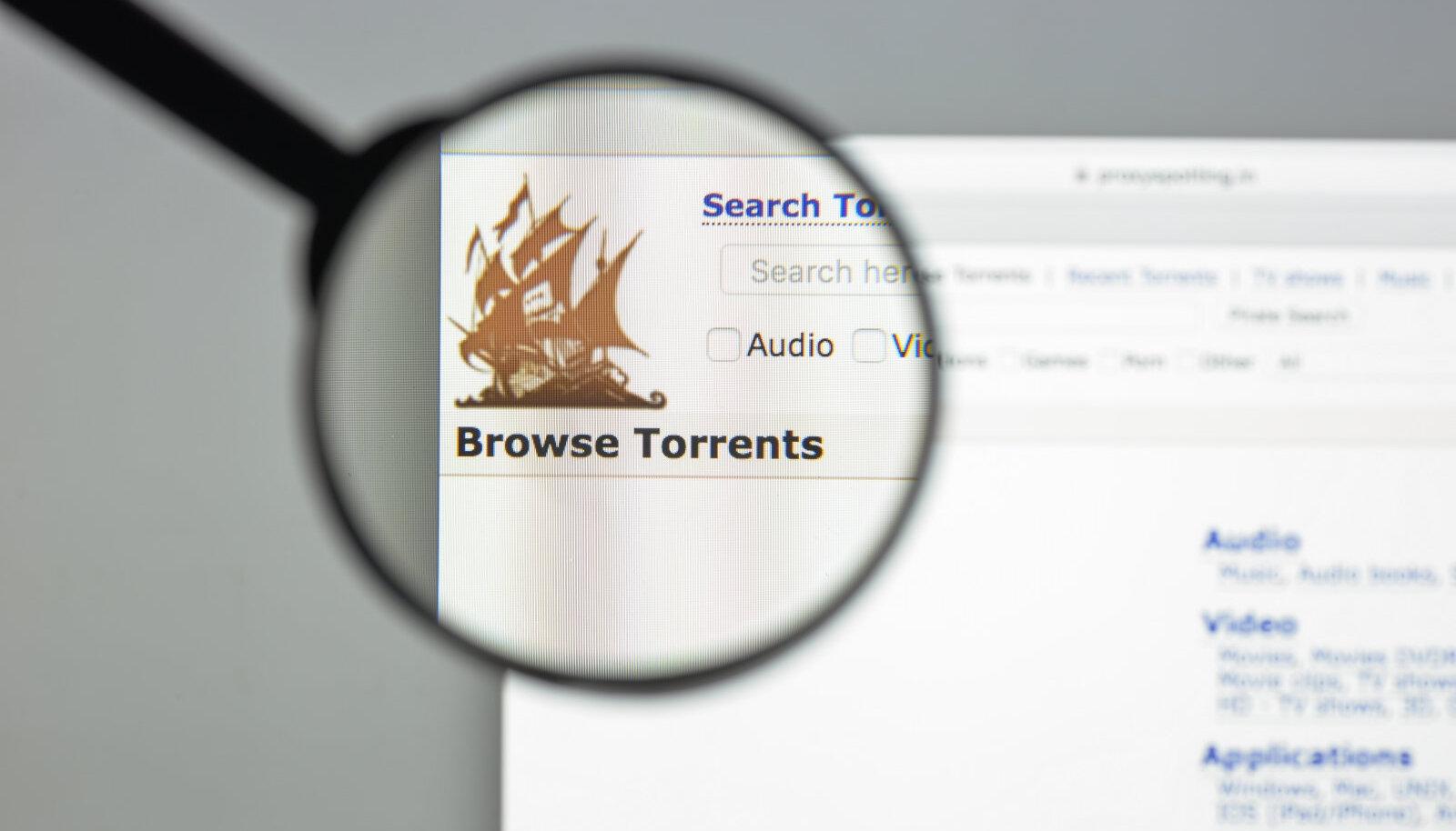 peaaegu iga kümnes EL-i kodanik kinnitab, et on juba piraattoodangut ostnud.