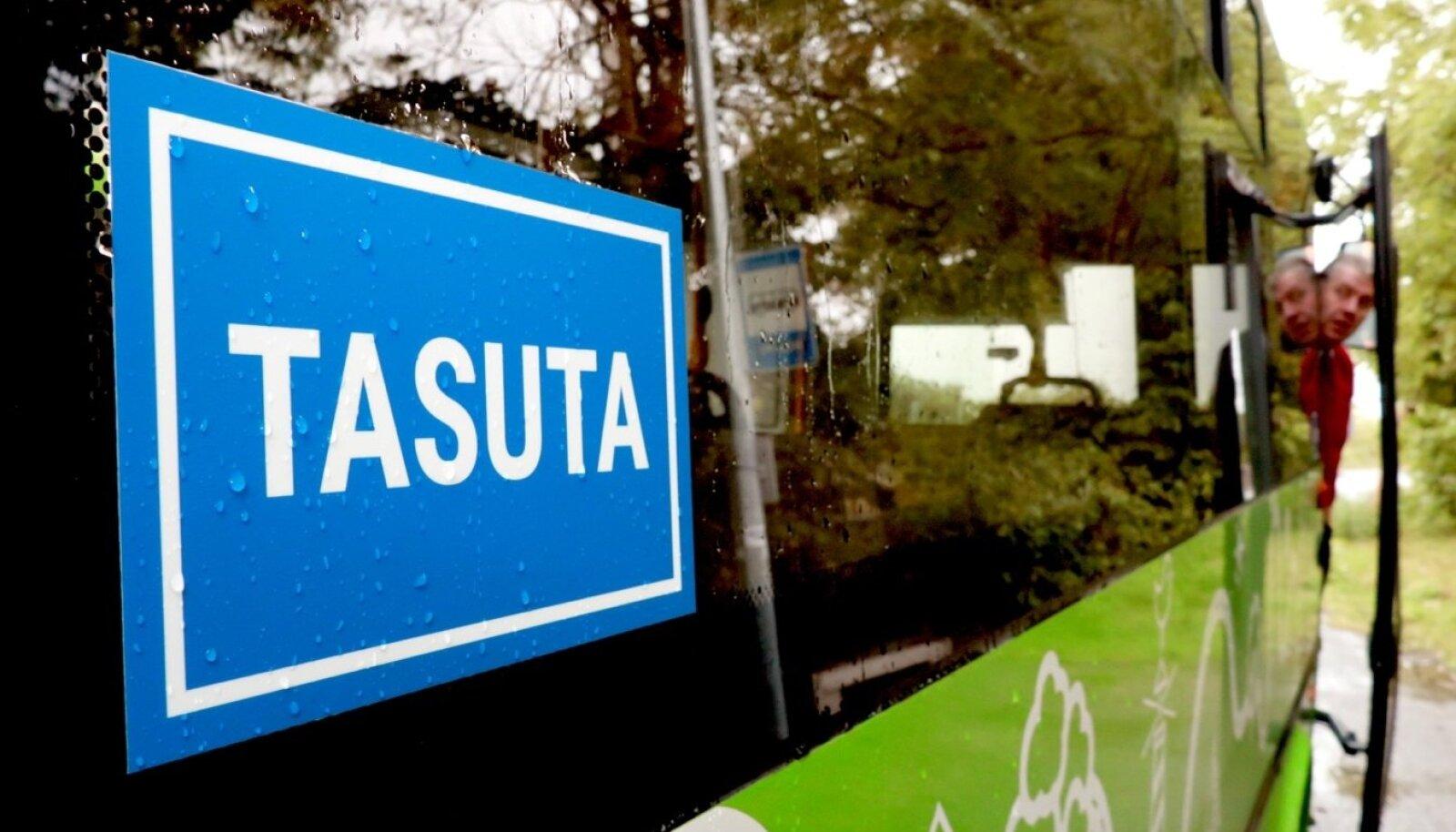 Tõenäoline uus peaminister Kaja Kallas on teravalt kritiseerinud Keskerakonna ja majandusminister Kadri Simsoni üht mullust kaubamärki ehk maakondlikku tasuta bussisõitu.