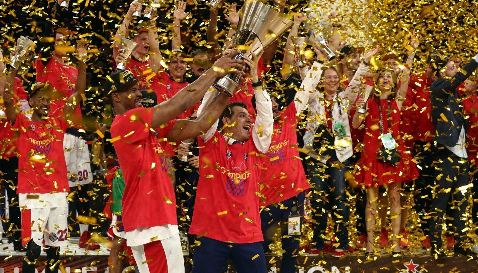 Moskva CSKA võidupidu