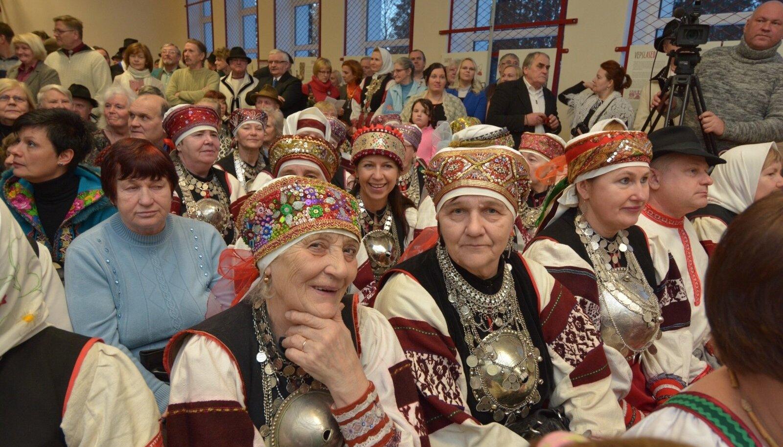Soome-ugri kultuuripealinn Obinitsas