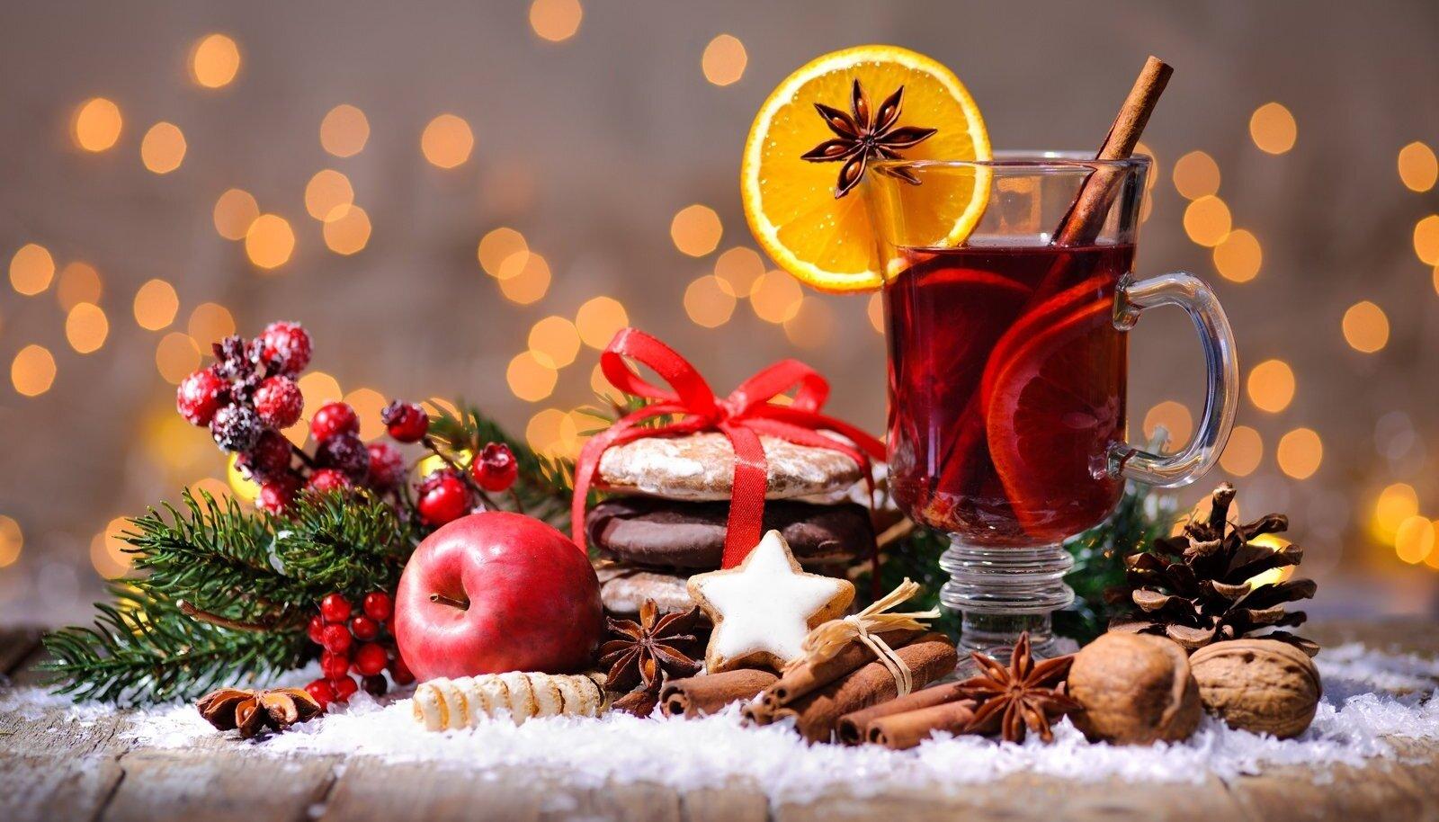 Jõulutraditsiooni juurde kuuluvad omapärased vürtsid, mis annavad pühadele tuttavat lõhna ja maitset.