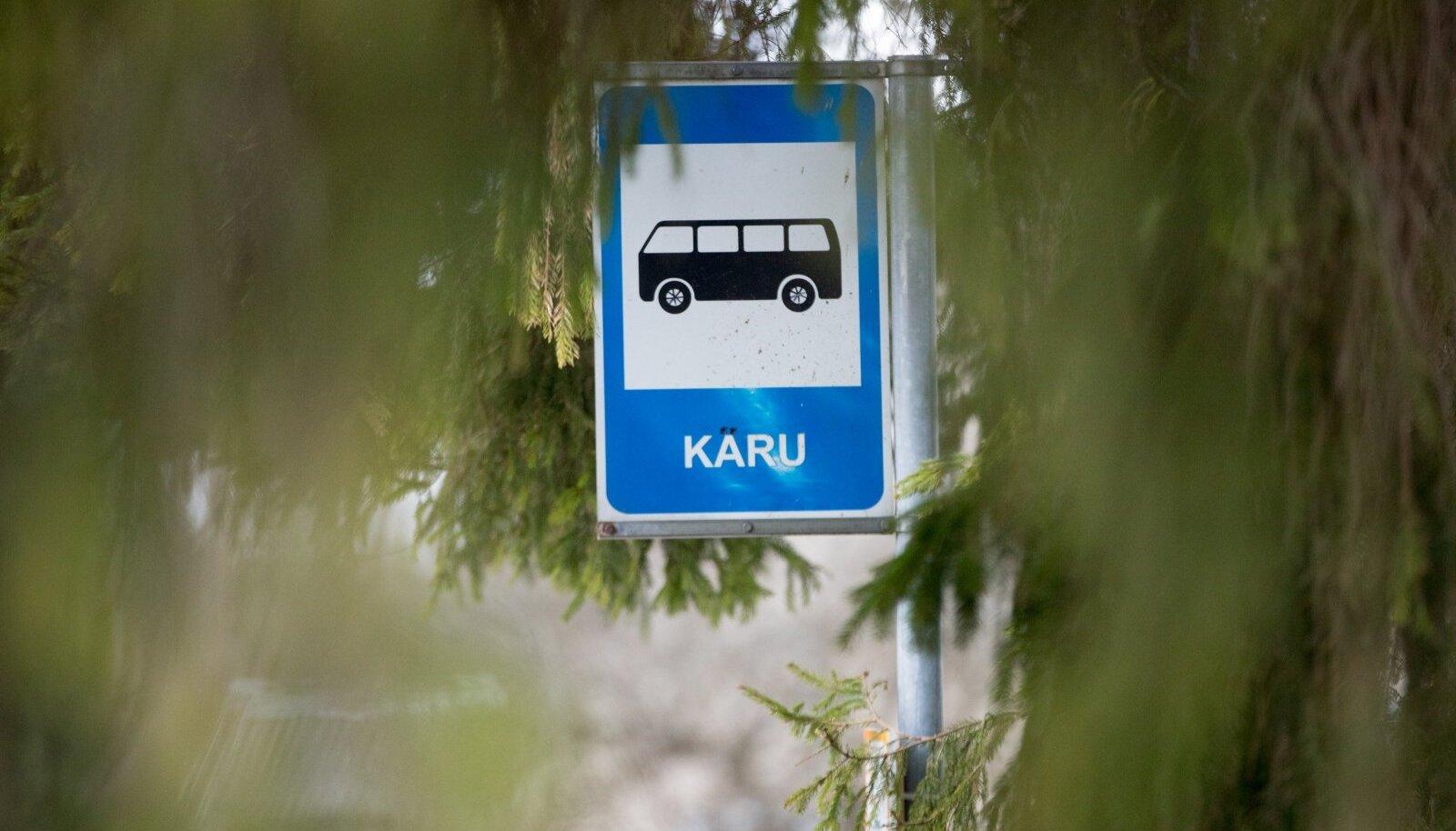 Bussipeatuste imeline ilm