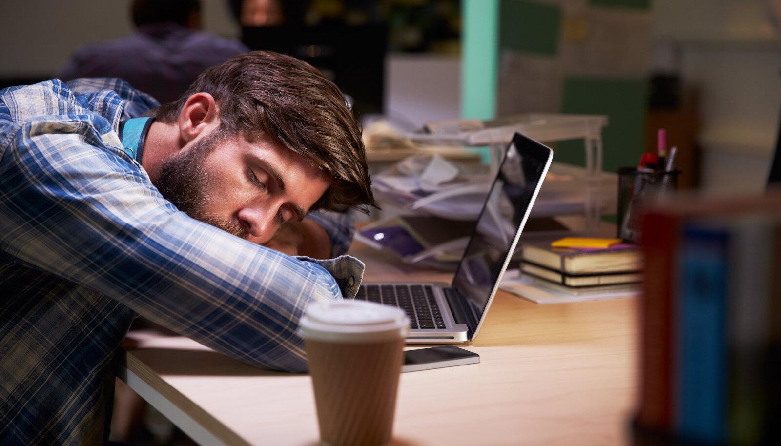 Peale ülekaalu ohustavad öötöö tegijaid diabeet ja ainevahetushaigused.