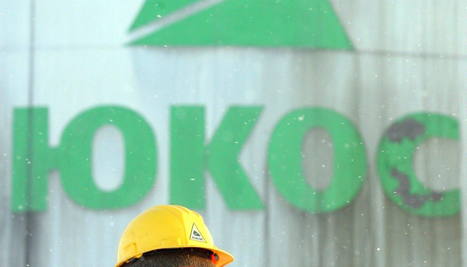 Yukos.