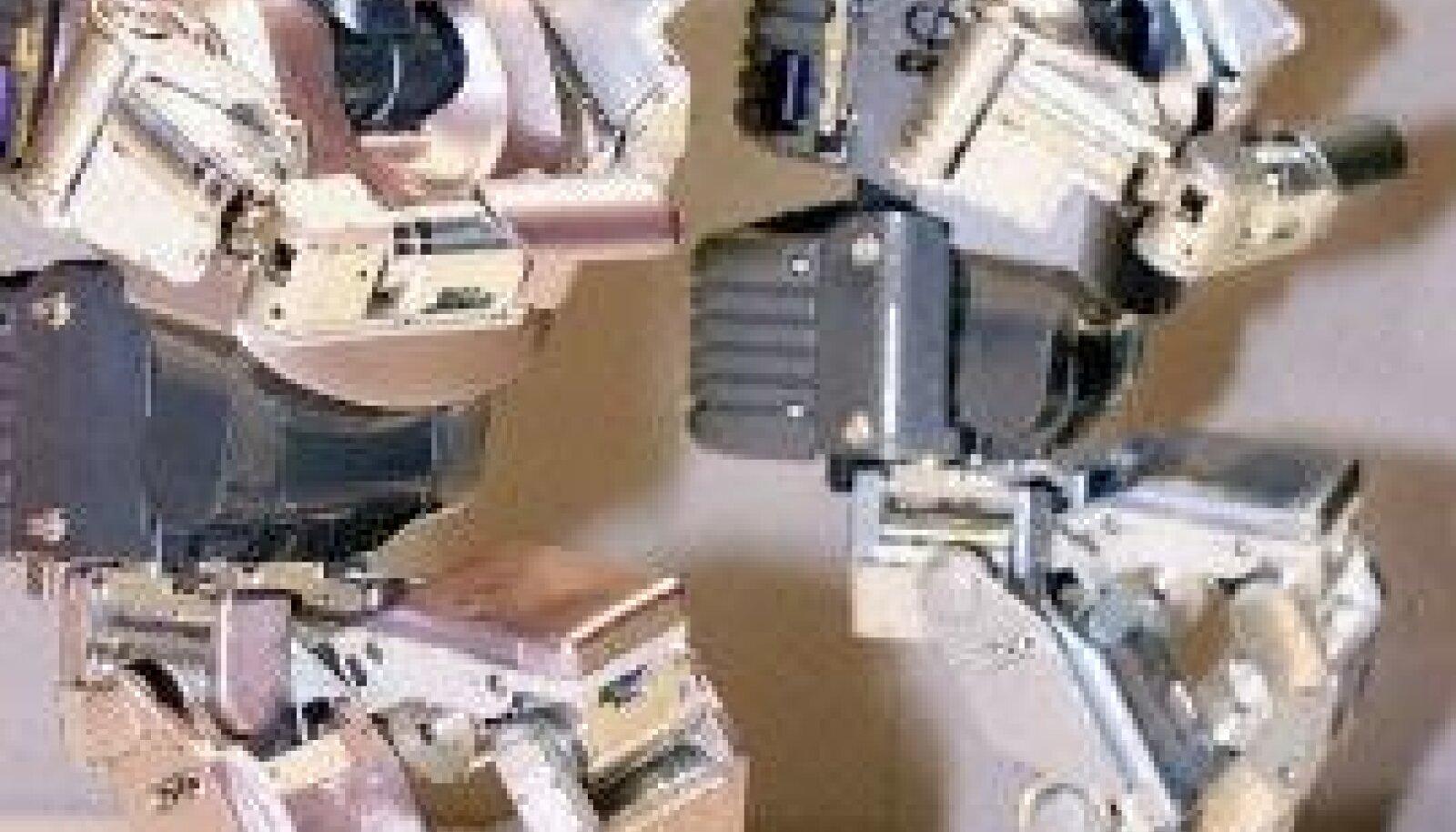 Humanoidroboti prototüüp