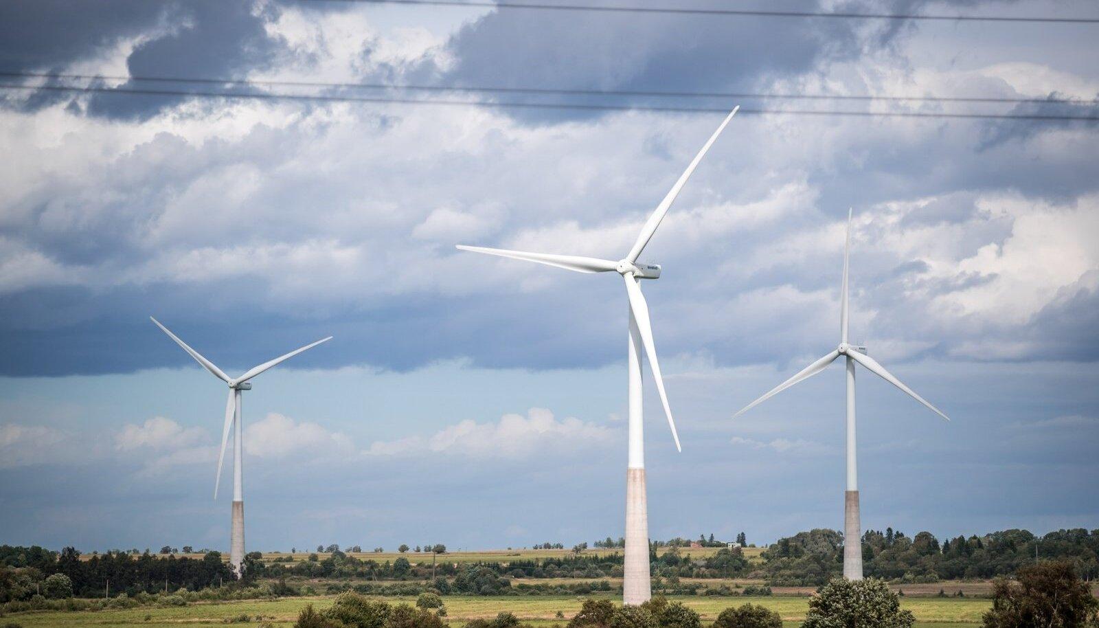 Tuuleenergia on üks suur valdkond, mis on aidanud Ühendkuningriigis roheenergia osakaalu suurendada.