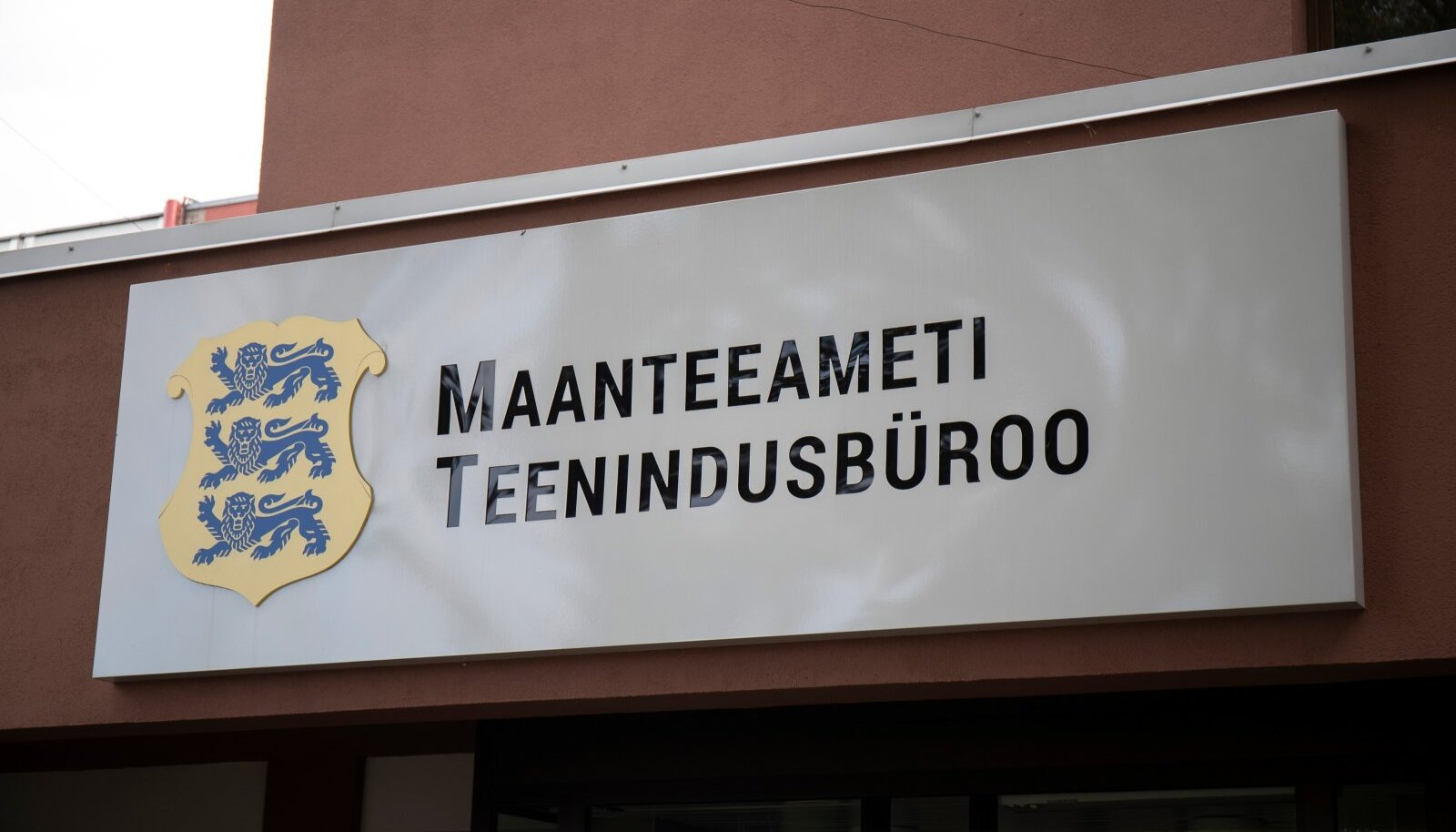 Mõned teenindusbürood on ajutiselt suletud
