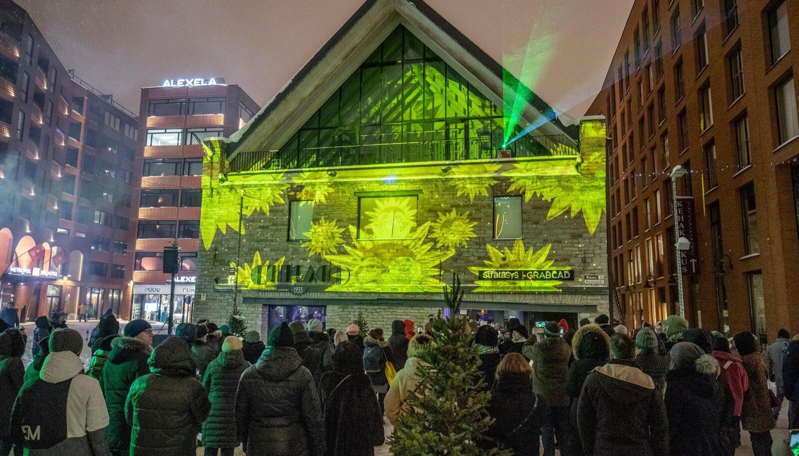 Pühvliaasta tähistamine Rottermanni kvartalis 12.02.2021