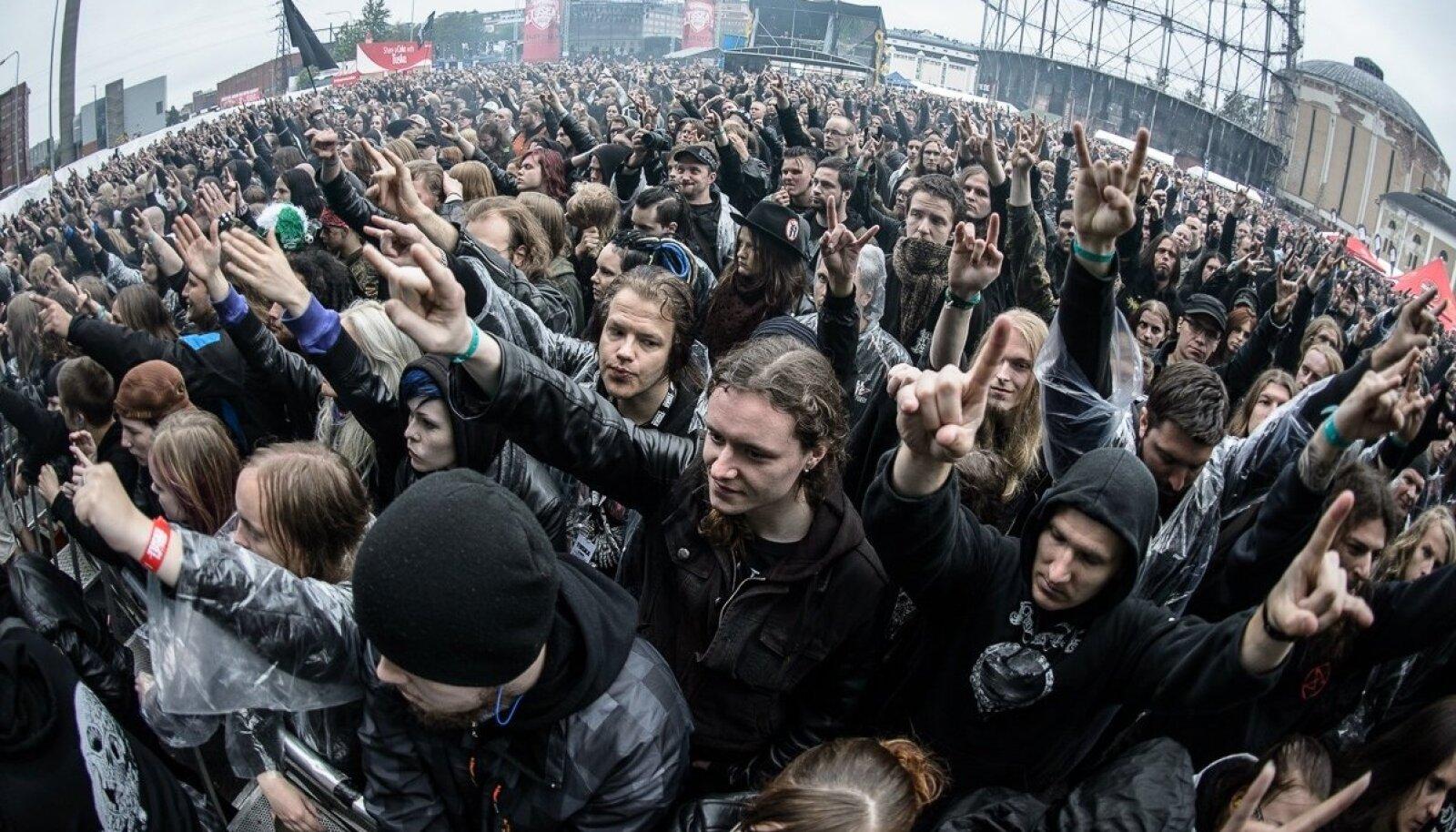 Tuska Open Air Metal Festival 2014