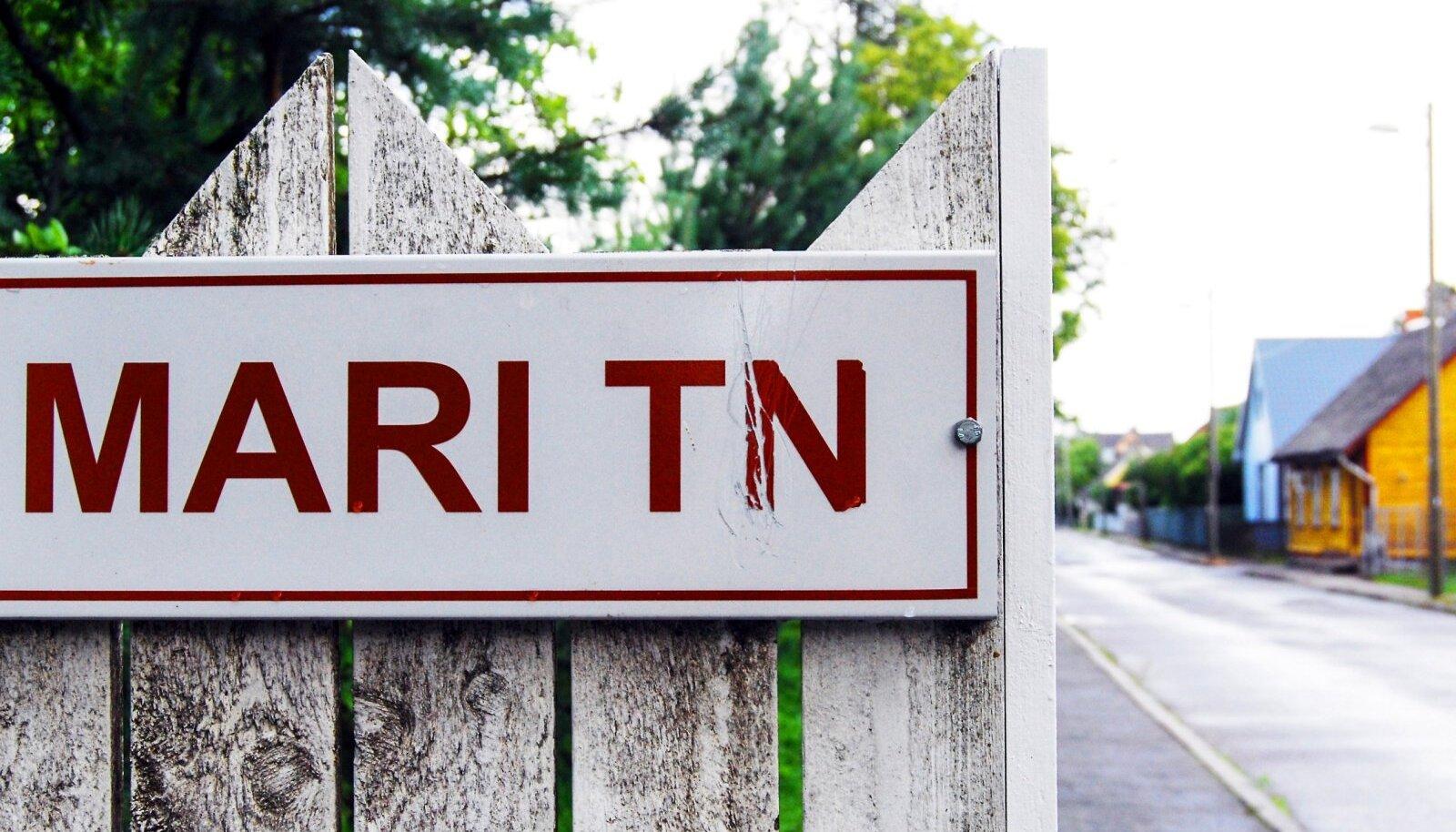 Mari, Pärnu (2009). Mari on keskmiselt 41aastane.