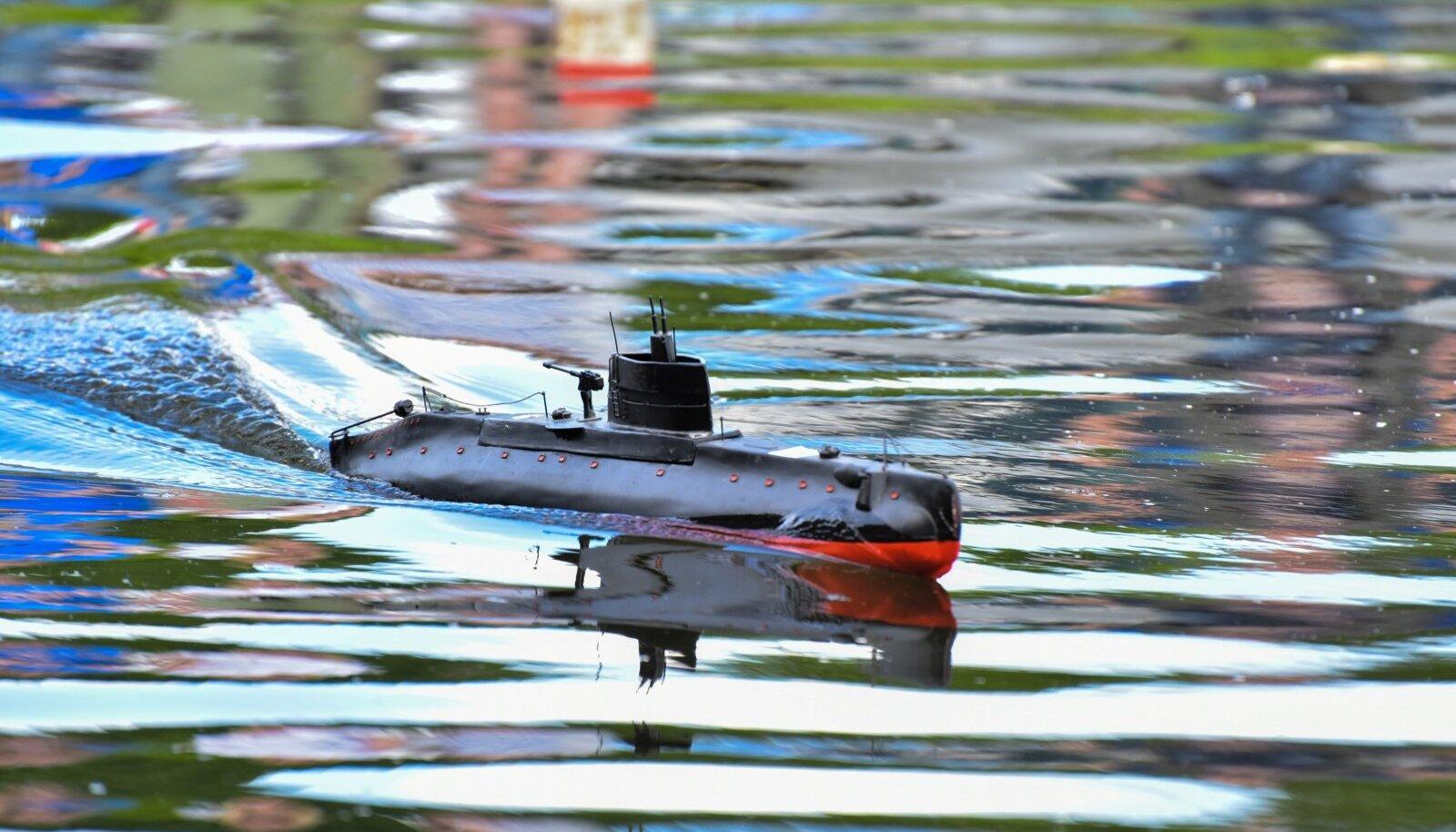 Laevamudelismi võistlused