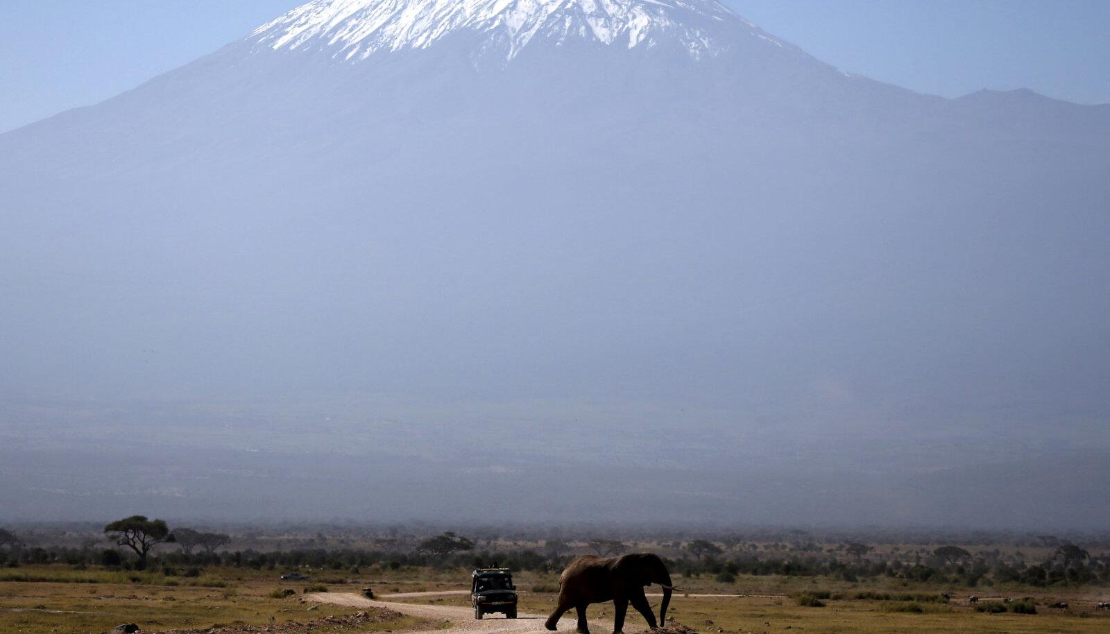 Midagi sellist? Kilimanjaro, Aafrika kõrgeim tipp.