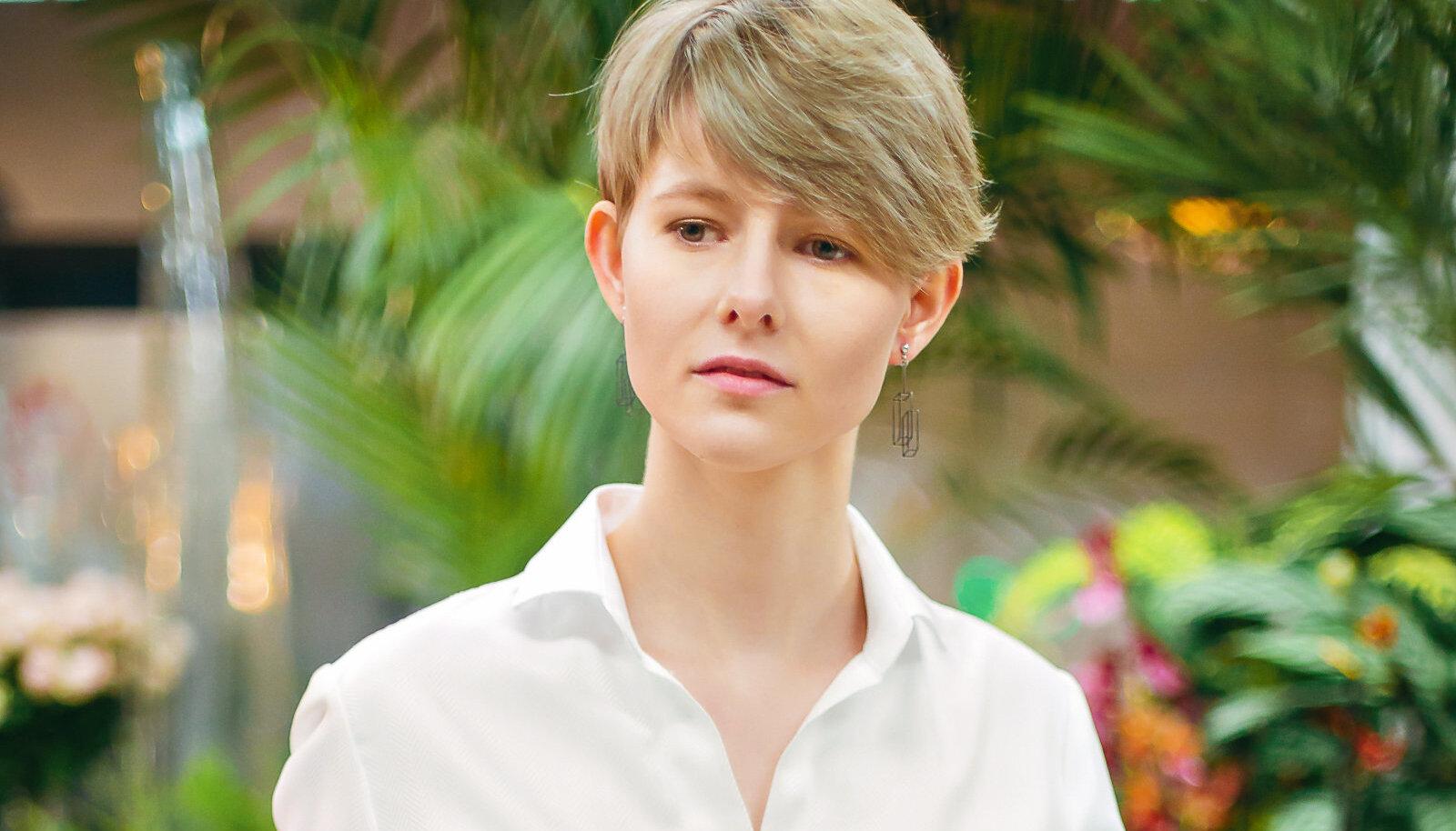 Анна Соловьева, стилист, дизайнер одежды
