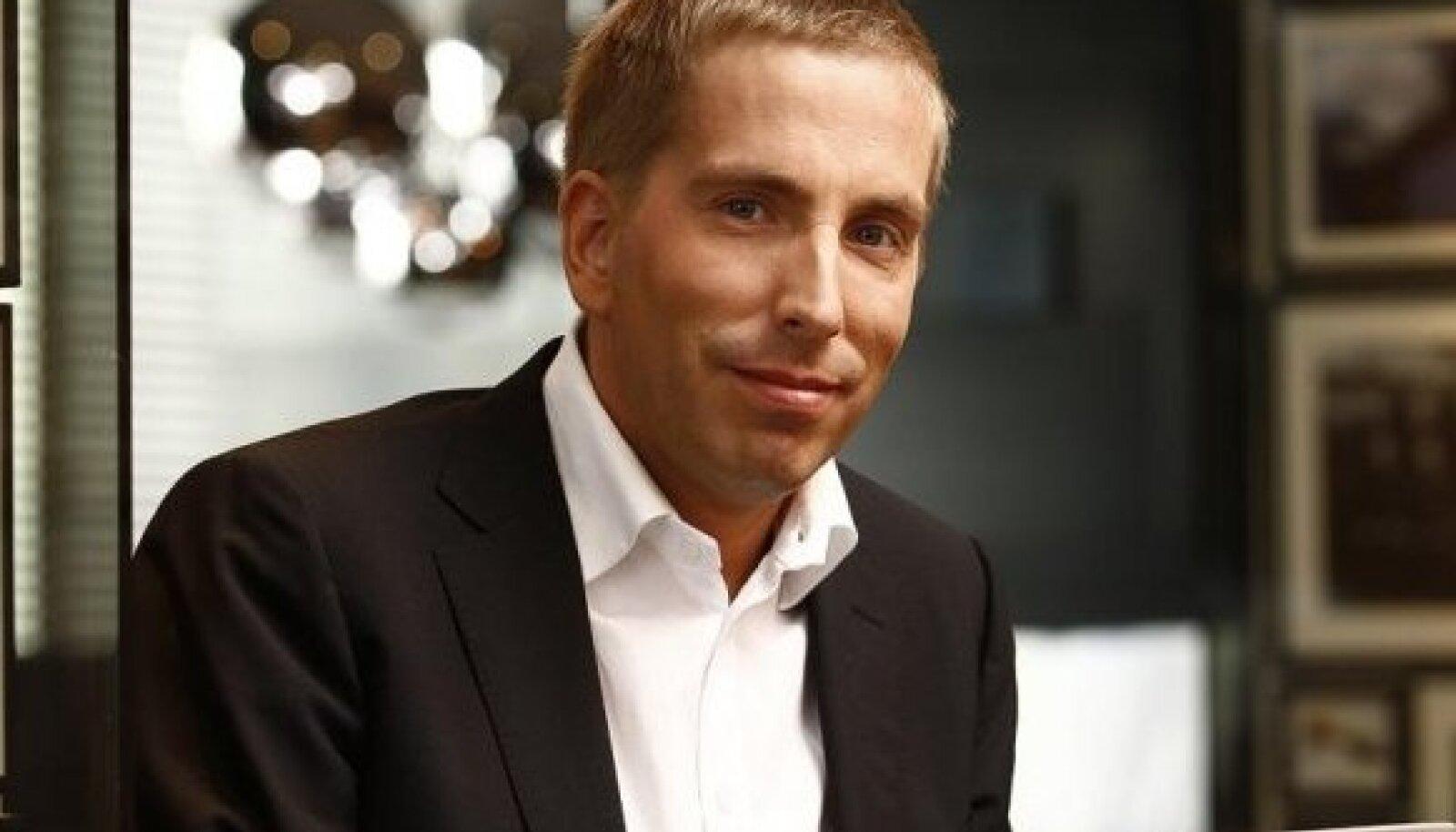 Peeter Koppel. Foto: SEB