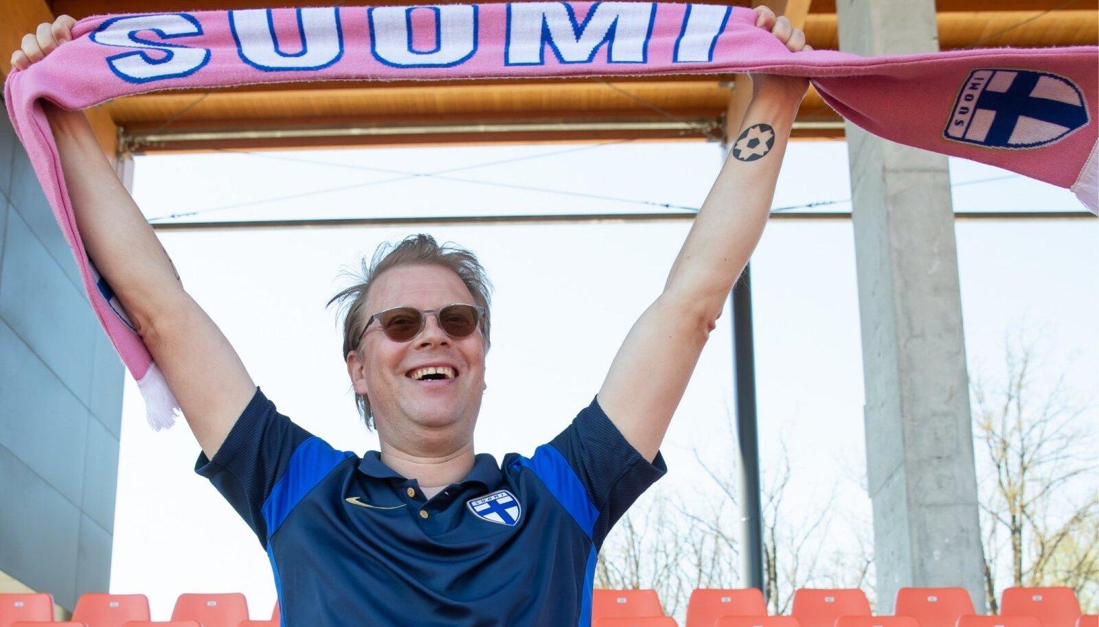 Mika Keränen leiab, et soomlaste jaoks saab määravaks mäng venelastega.