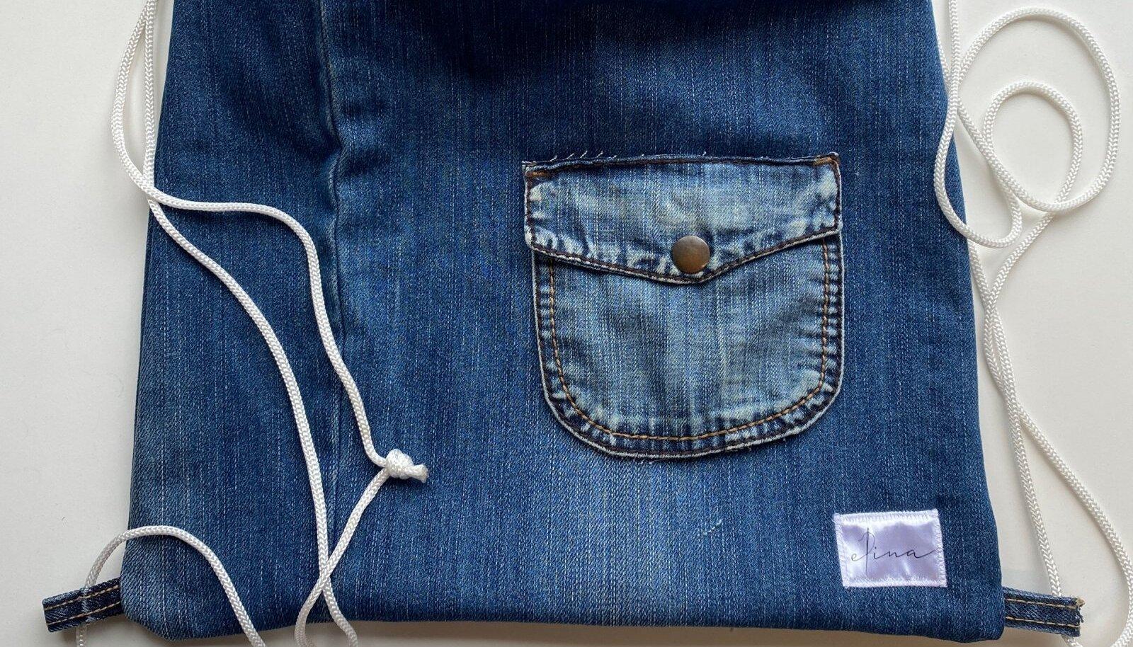 Koti võib isikupärasemaks muuta taskutega ...