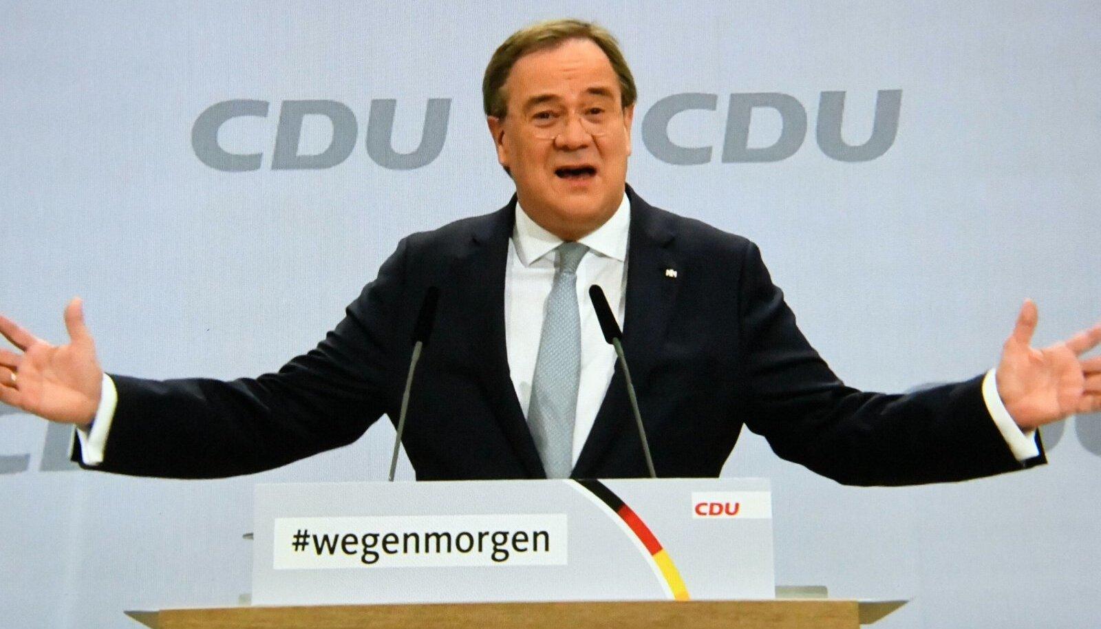 Armin Laschetist loodetakse Saksamaa konservatiivide eri leeride lepitajat.