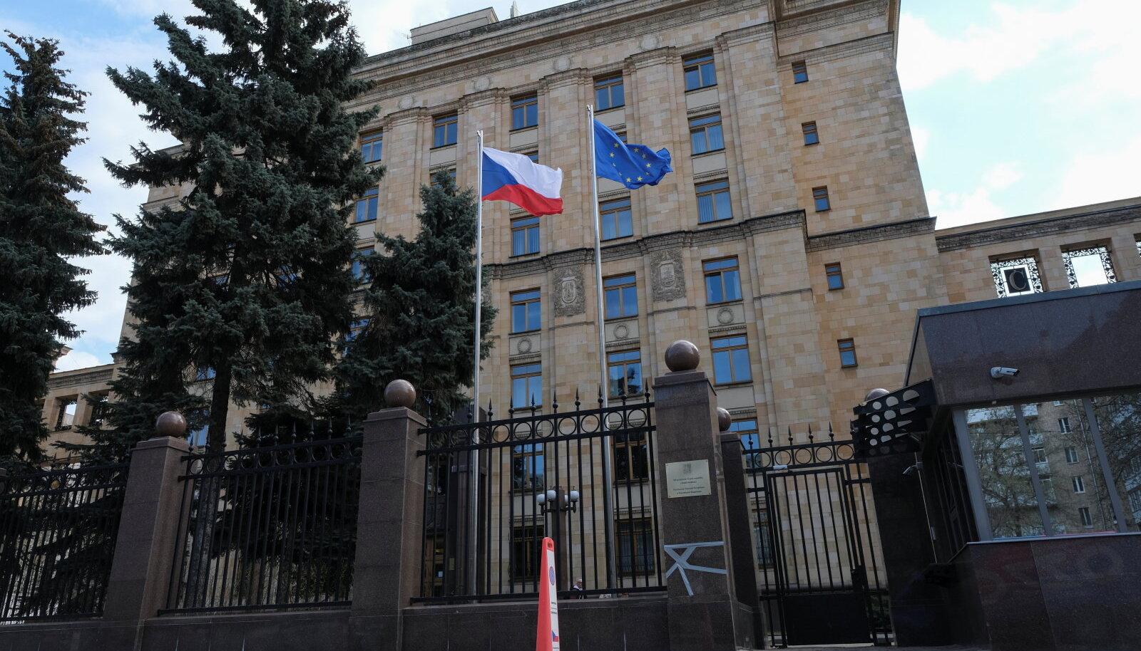 Tšehhi saatkond Moskvas