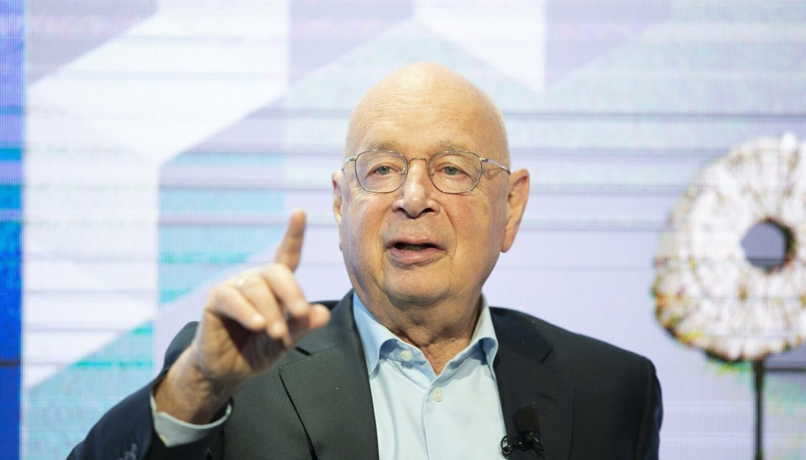 Maailma Majandusfoorumi asutaja Klaus Schwab.