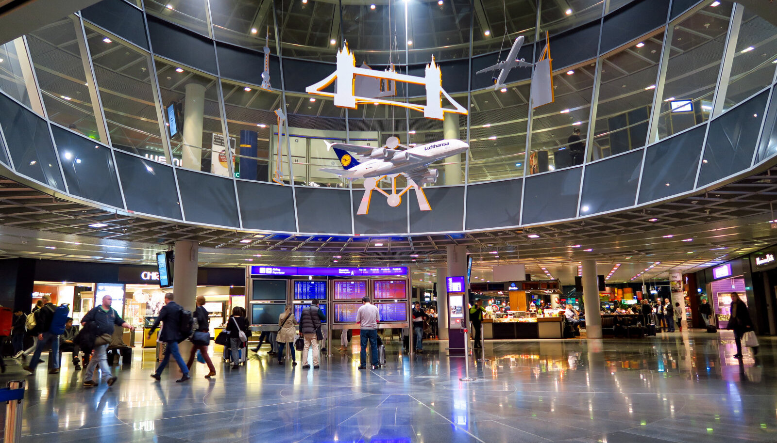 Frankfurti lennujaam
